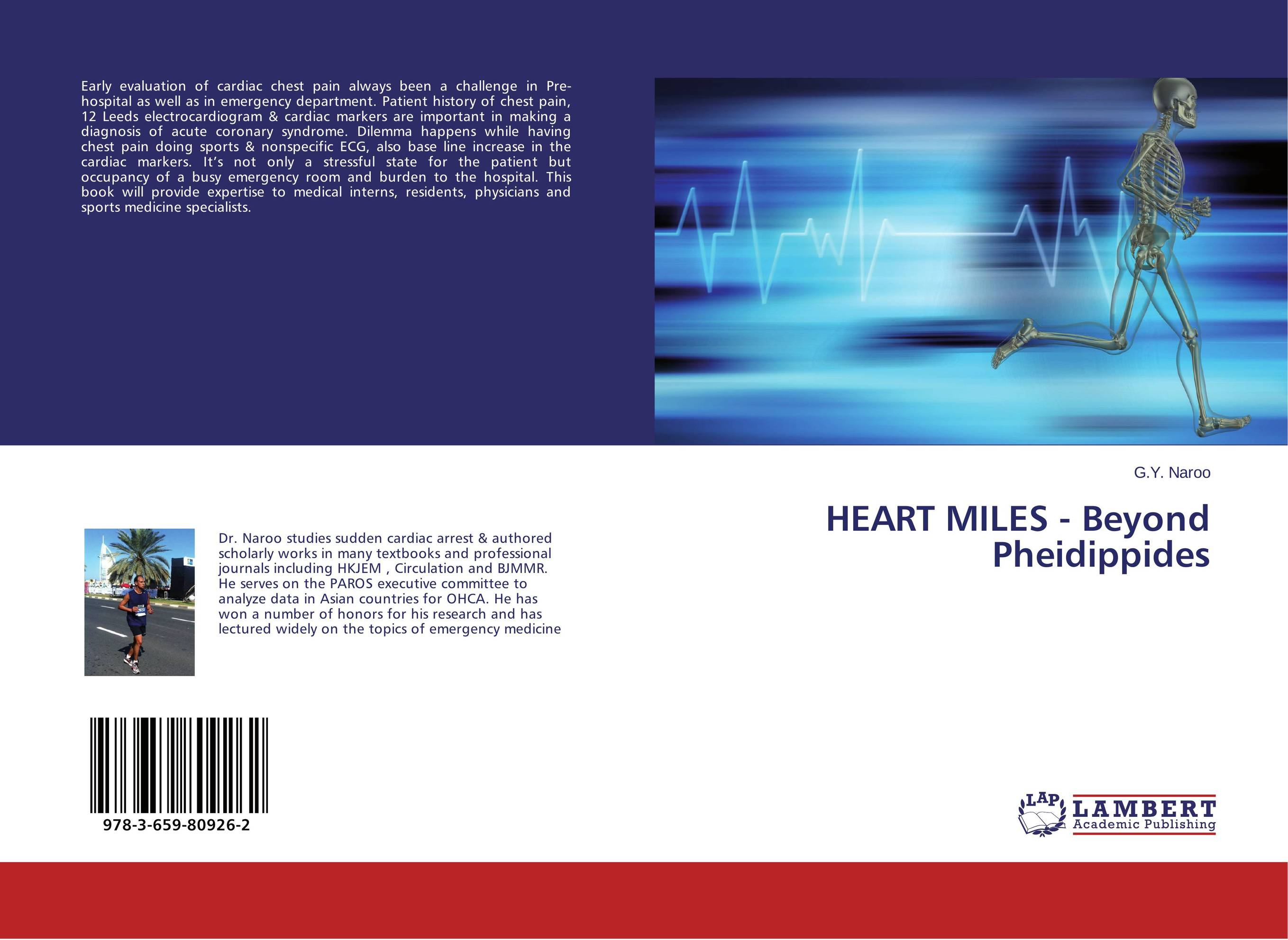 HEART MILES - Beyond Pheidippides case history of therapeutic patient manual