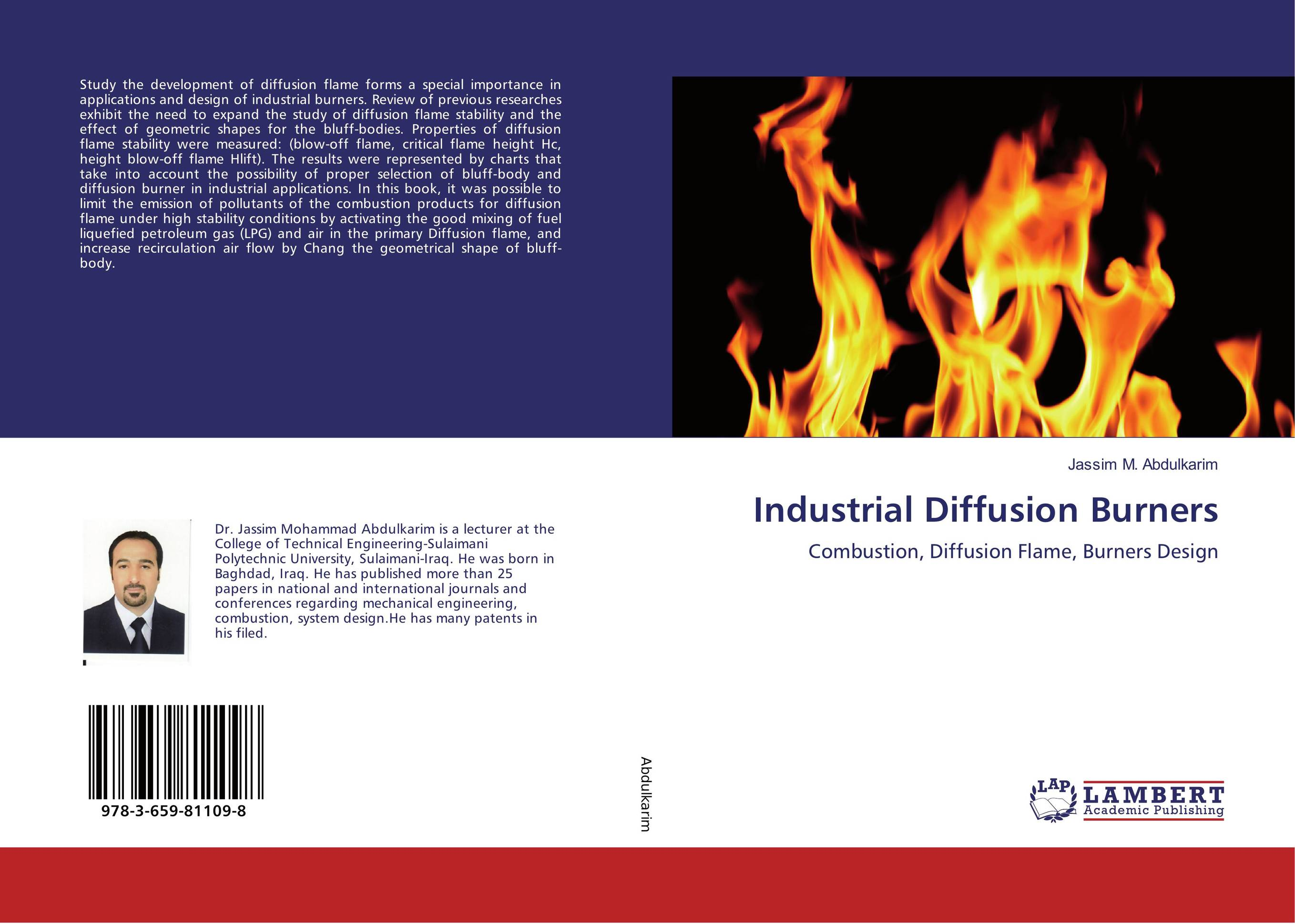Industrial Diffusion Burners the immortals dark flame