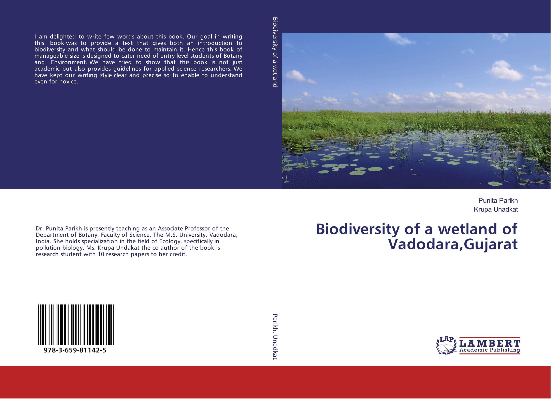 Biodiversity of a wetland of Vadodara,Gujarat