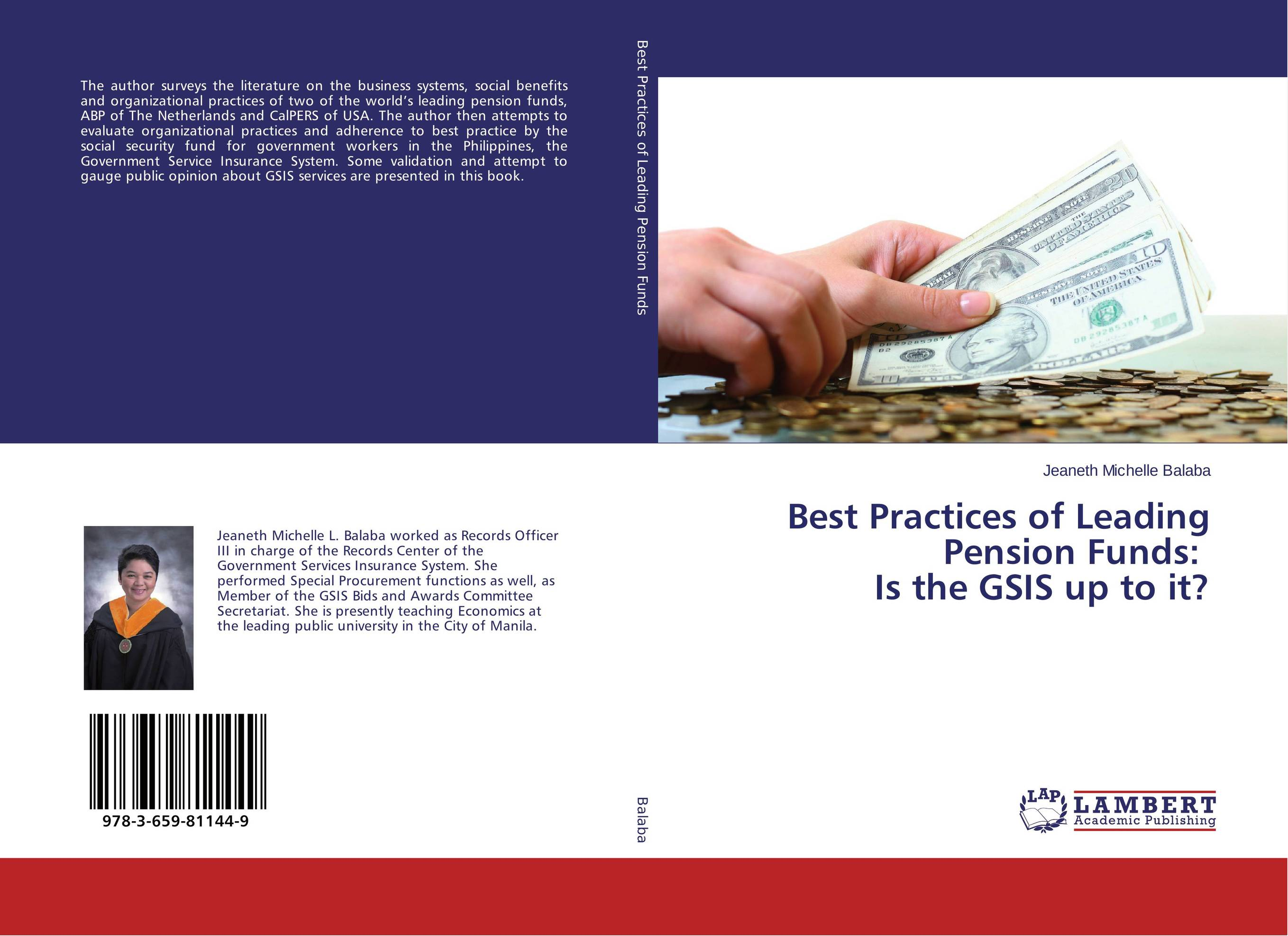 Best Practices of Leading Pension Funds: Is the GSIS up to it? david parmenter the leading edge manager s guide to success strategies and better practices