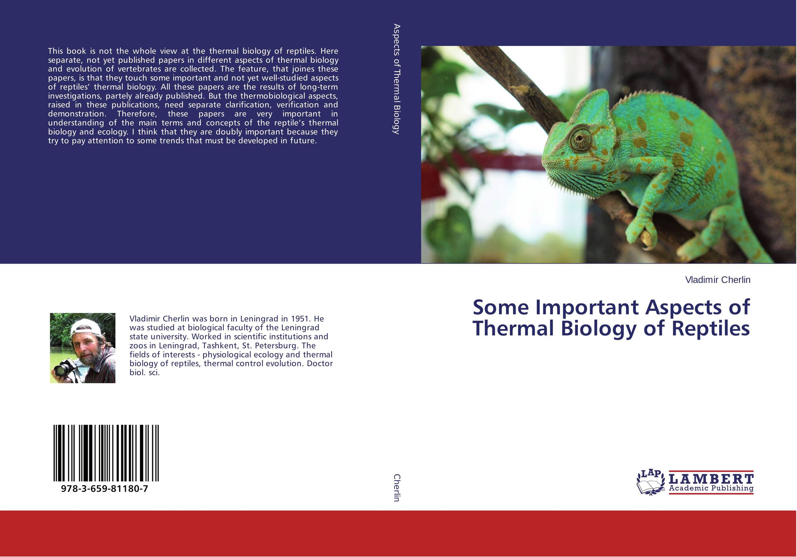 Some Important Aspects of Thermal Biology of Reptiles the biology of psychological disorders
