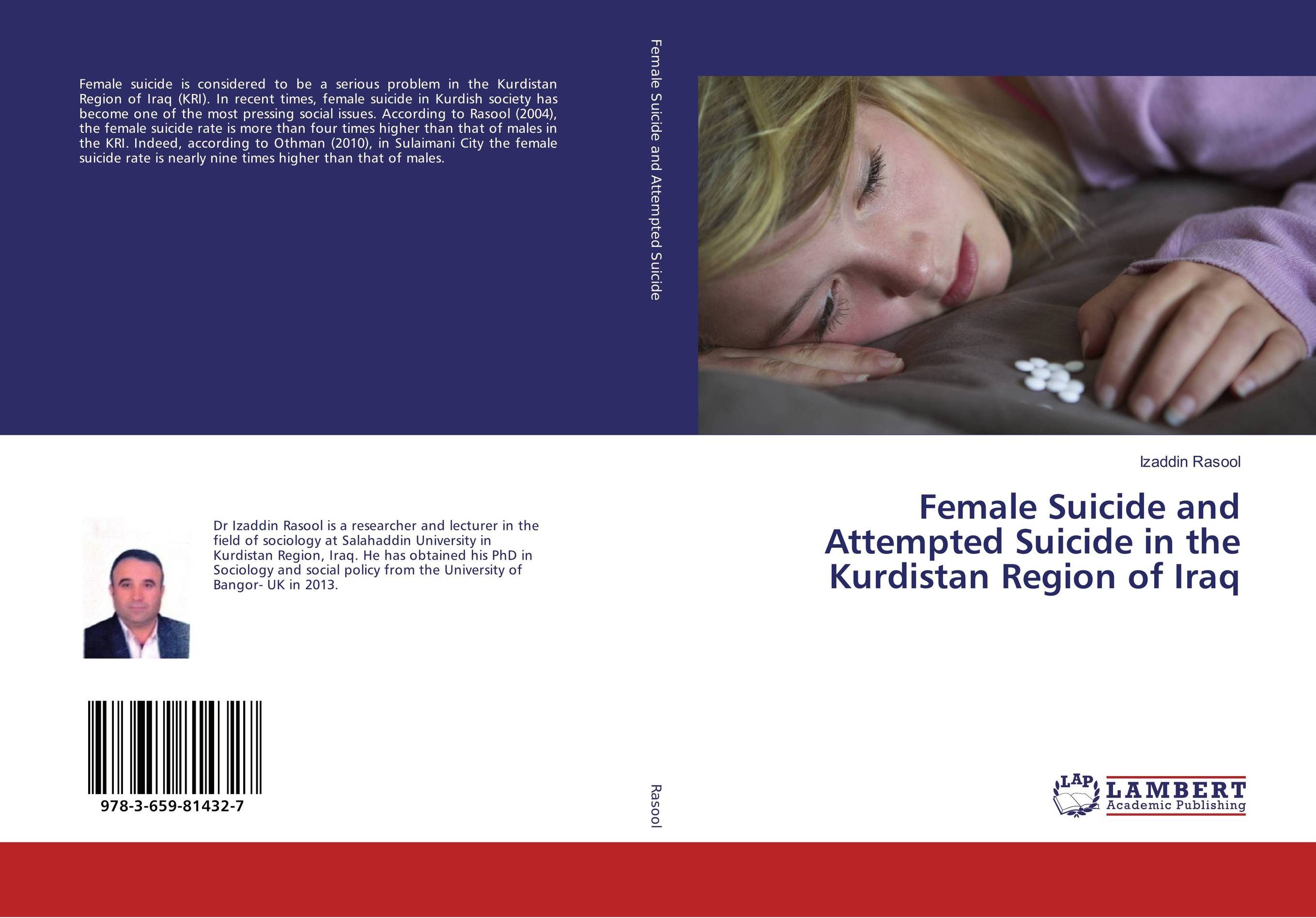 Female Suicide and Attempted Suicide in the Kurdistan Region of Iraq higher than the eagle soars a path to everest