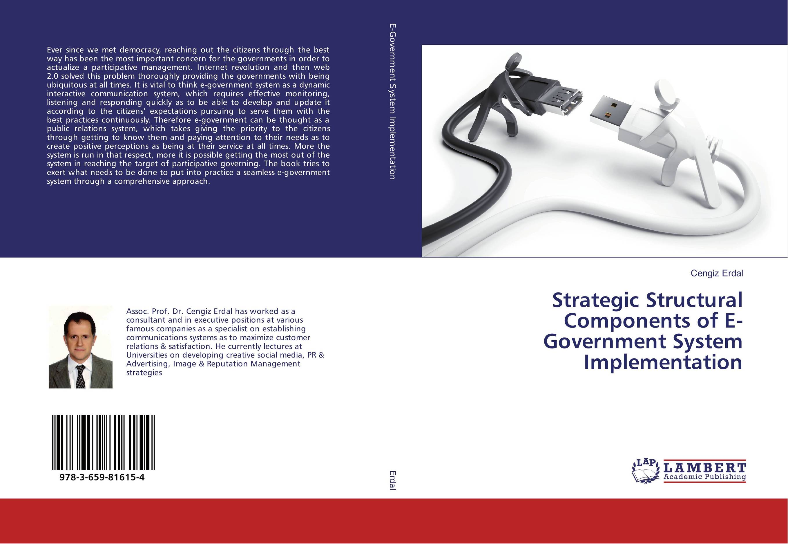 Strategic Structural Components of E-Government System Implementation w e paterson governing germany – government