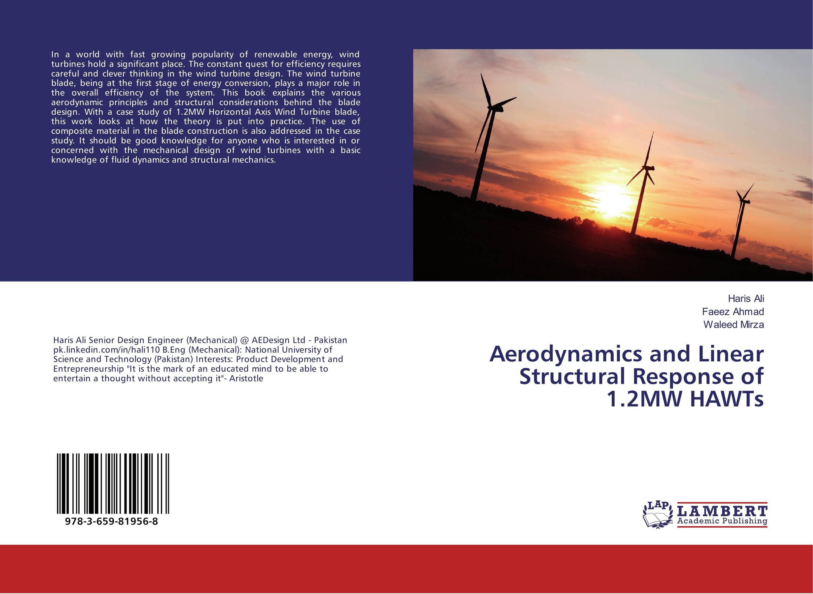 Aerodynamics and Linear Structural Response of 1.2MW HAWTs ароматизатор aroma wind 002 a