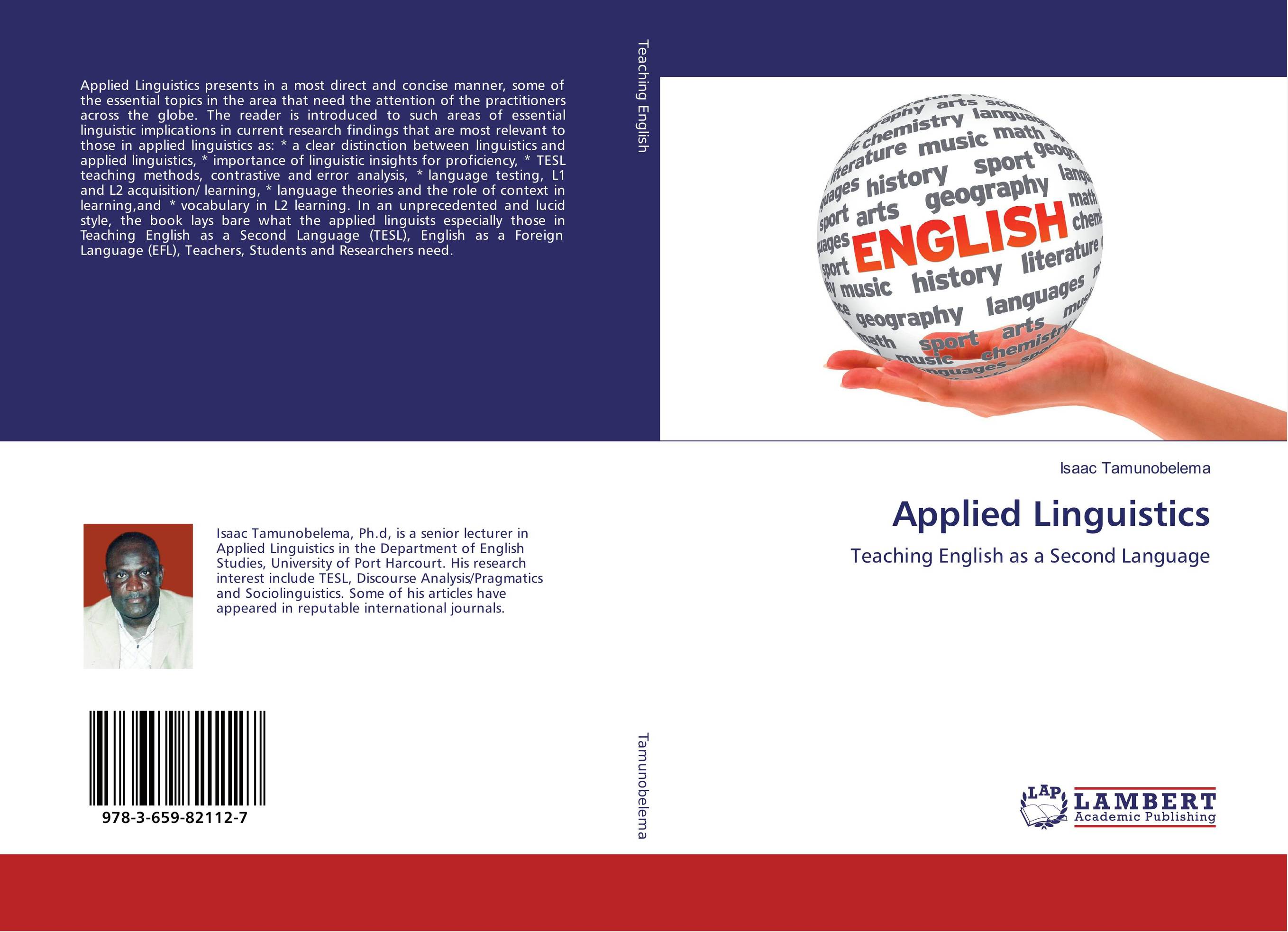 Applied Linguistics the internal load analysis in soccer