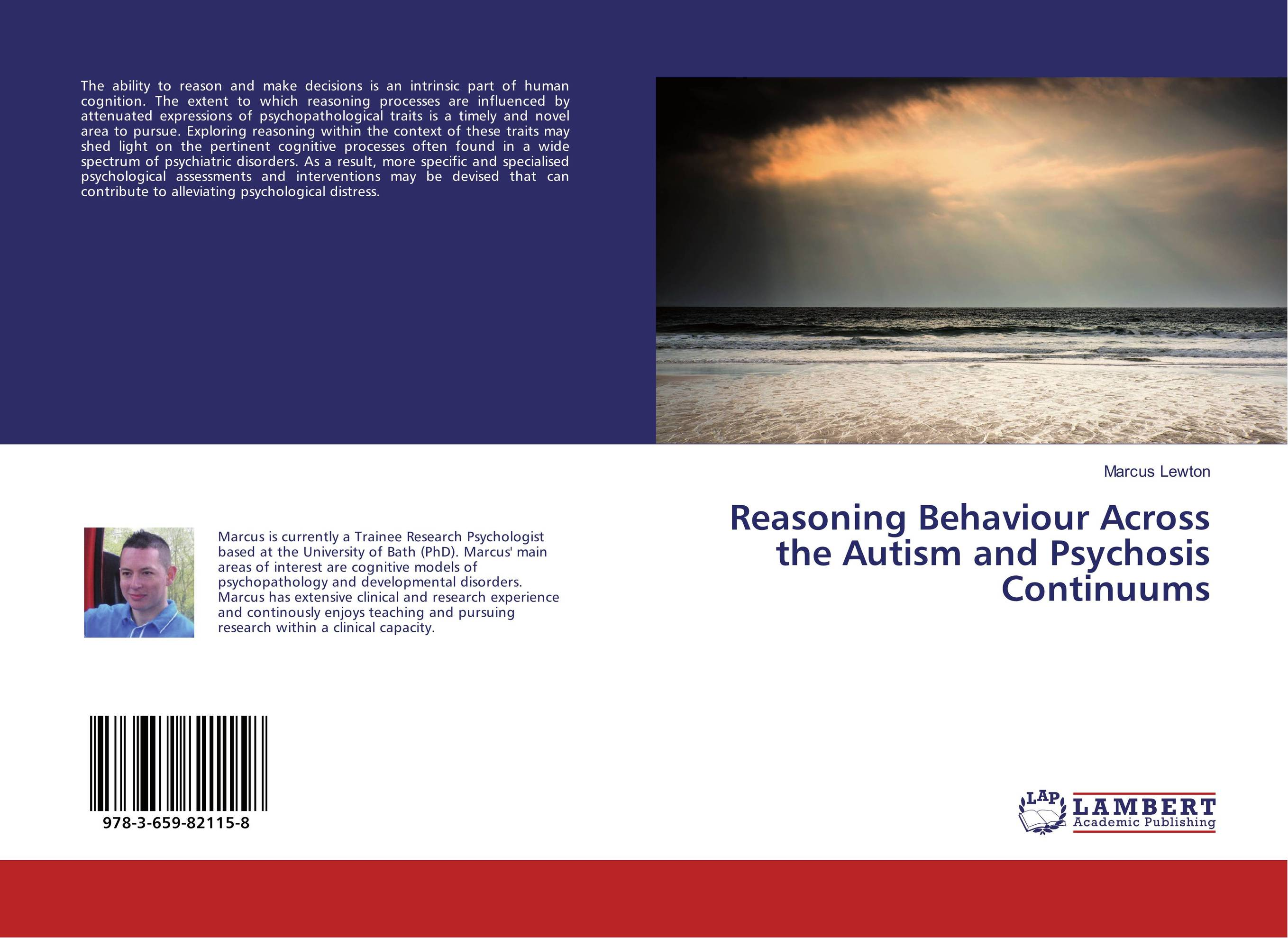 Reasoning Behaviour Across the Autism and Psychosis Continuums identification processes of articulation and phonemic disorders