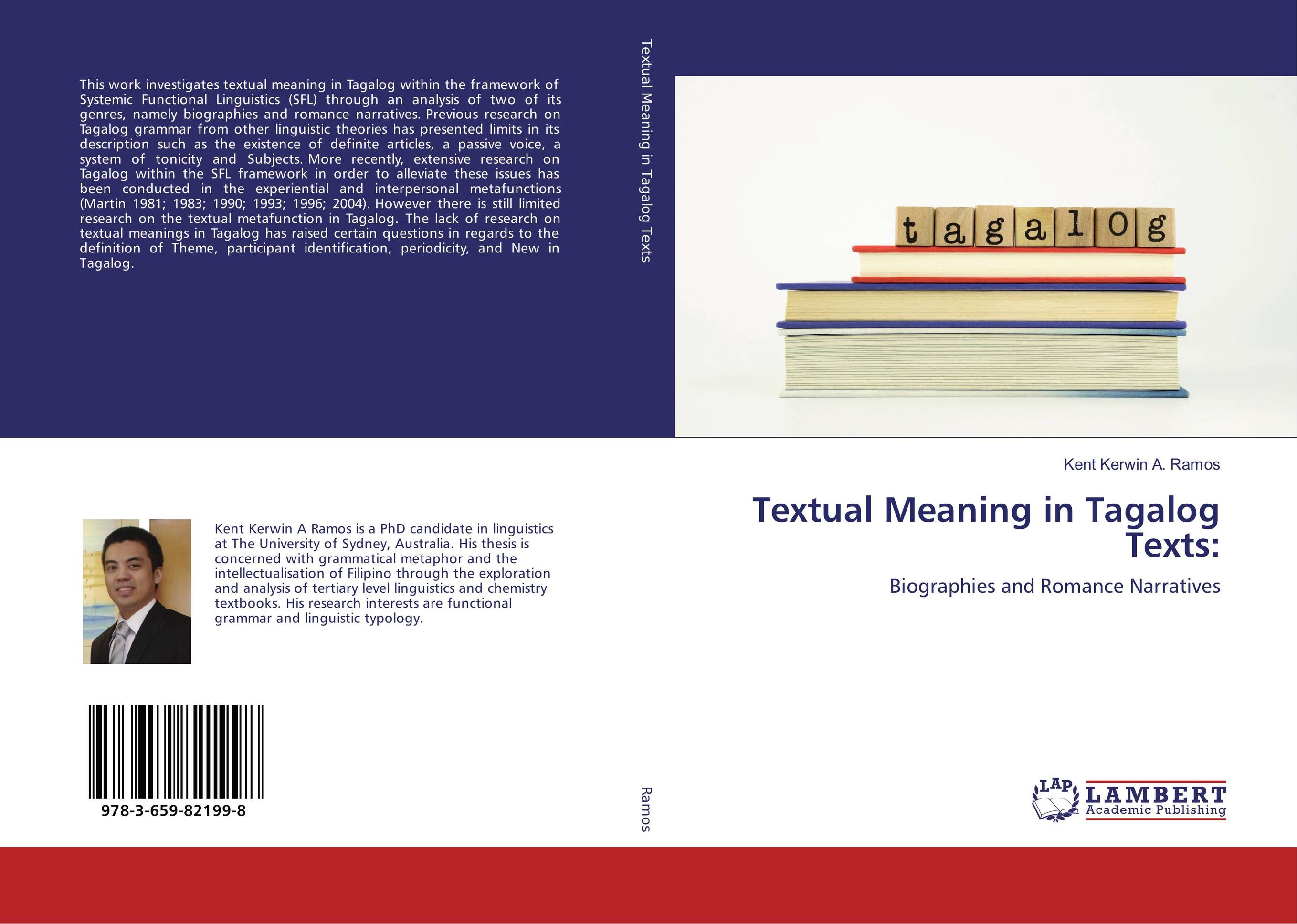 Textual Meaning in Tagalog Texts: the meaning of voice to experienced nurses in magnet hospitals