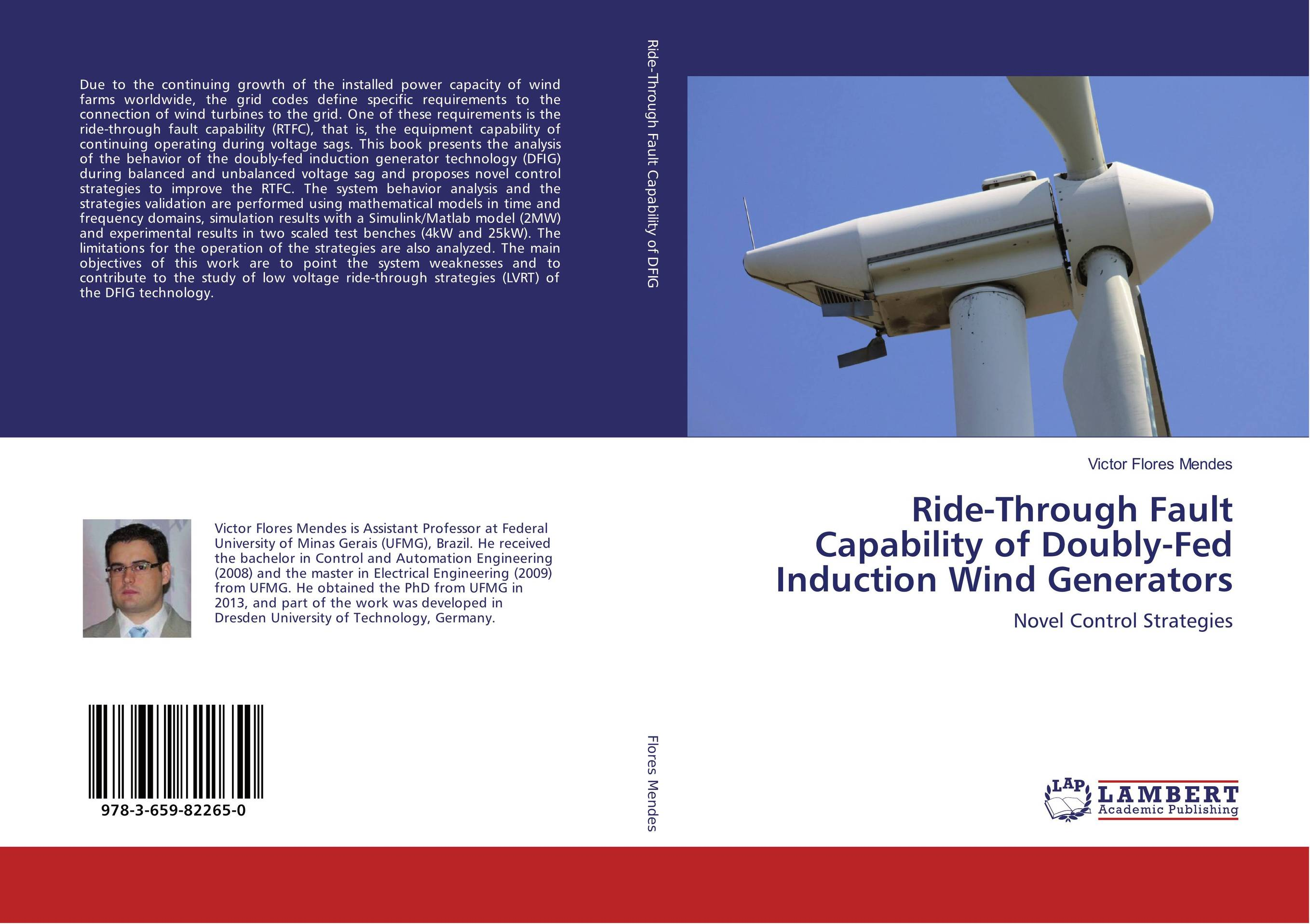 Ride-Through Fault Capability of Doubly-Fed Induction Wind Generators