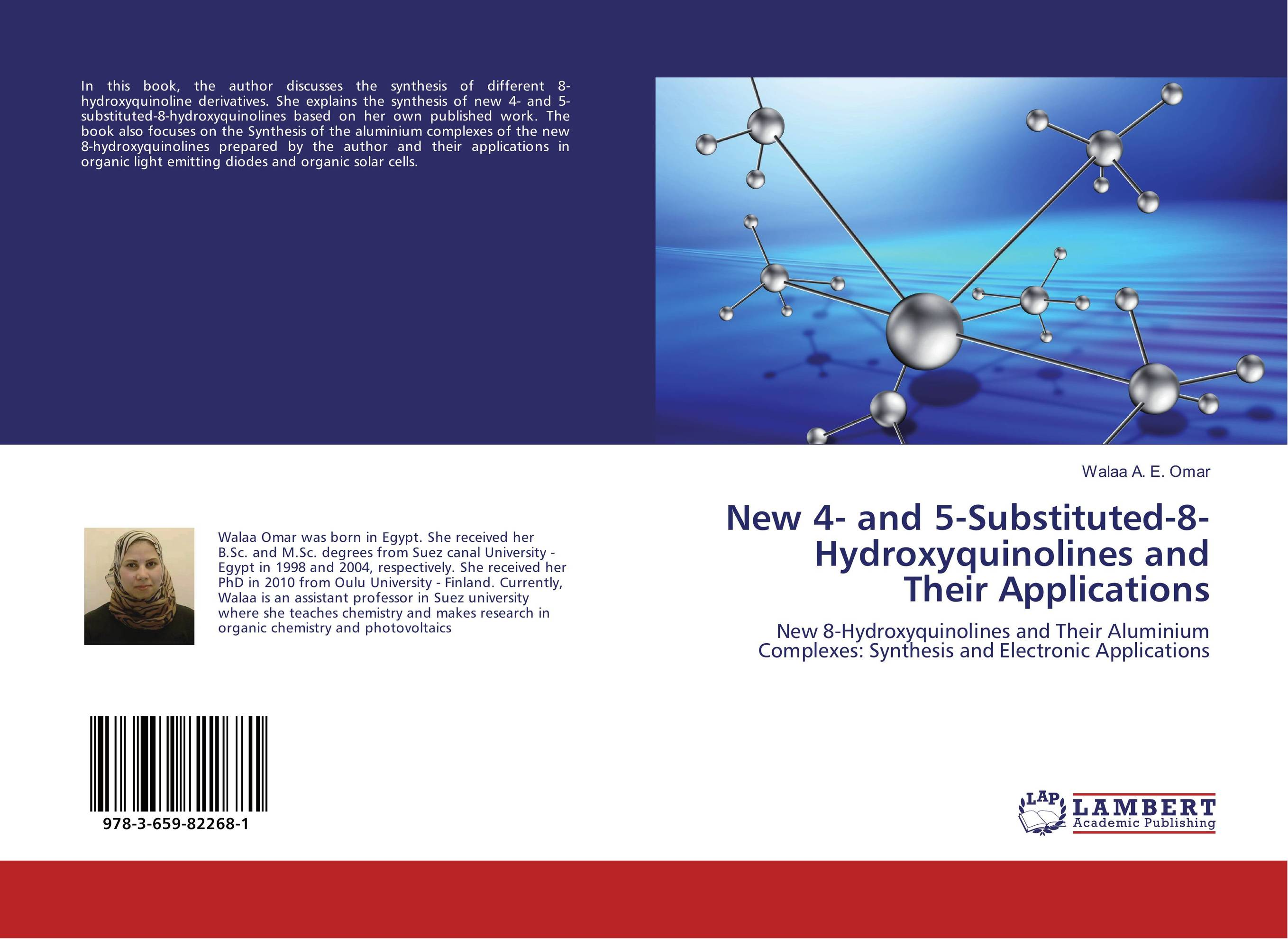 New 4- and 5-Substituted-8-Hydroxyquinolines and Their Applications dennis hall g boronic acids preparation and applications in organic synthesis medicine and materials