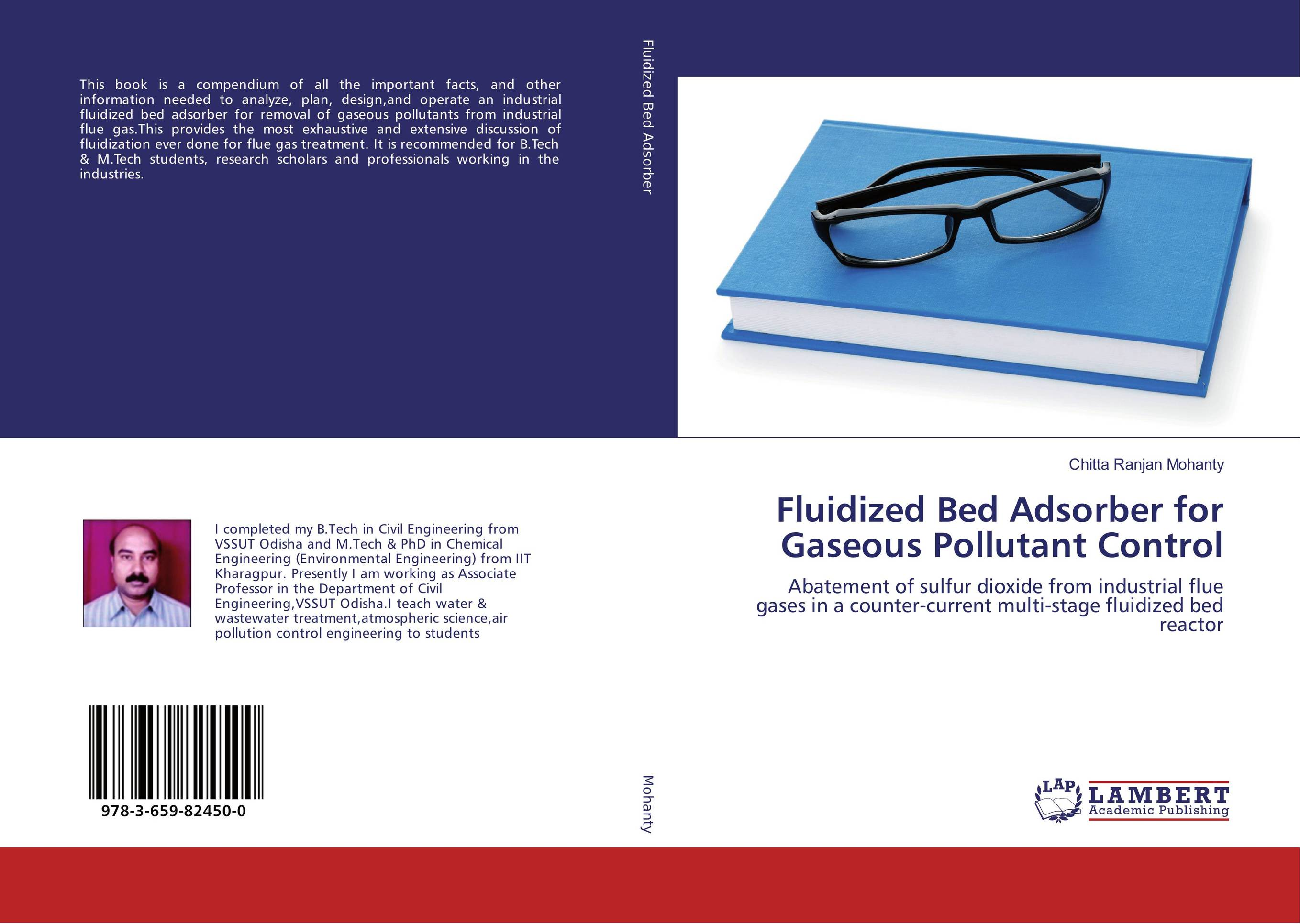 Fluidized Bed Adsorber for Gaseous Pollutant Control compartmented fluidized bed gasifier