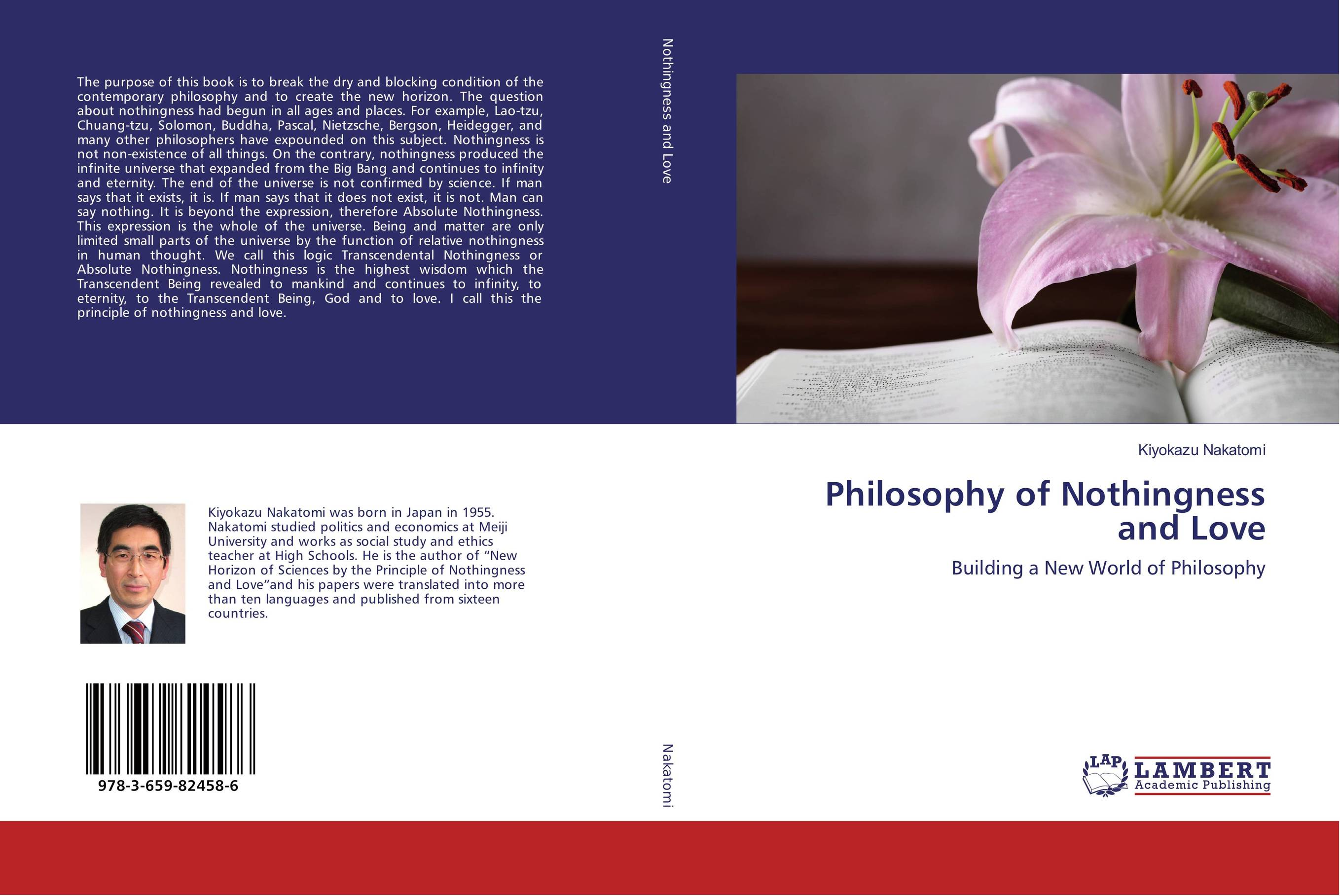 Philosophy of Nothingness and Love norman god that limps – science and technology i n the eighties
