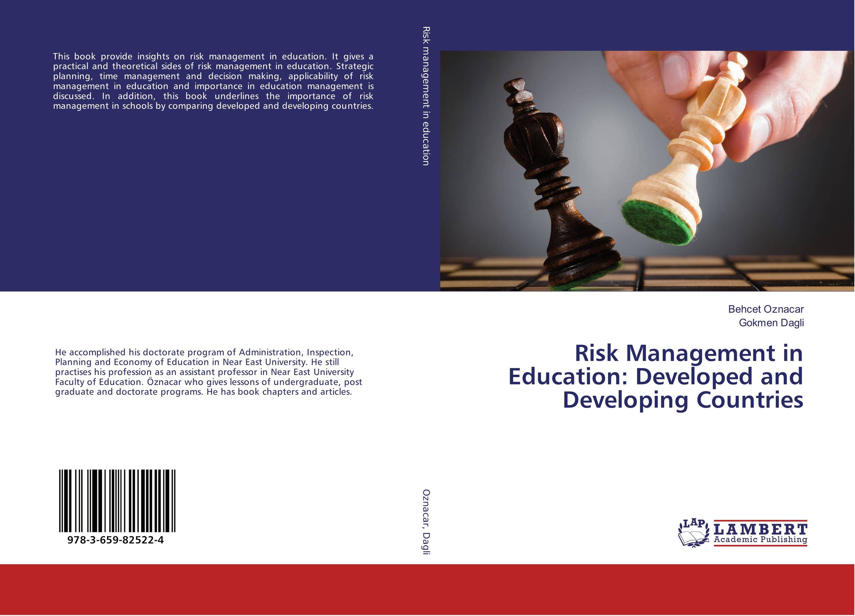 Risk Management in Education: Developed and Developing Countries odell education developing core literacy proficiencies grade 12