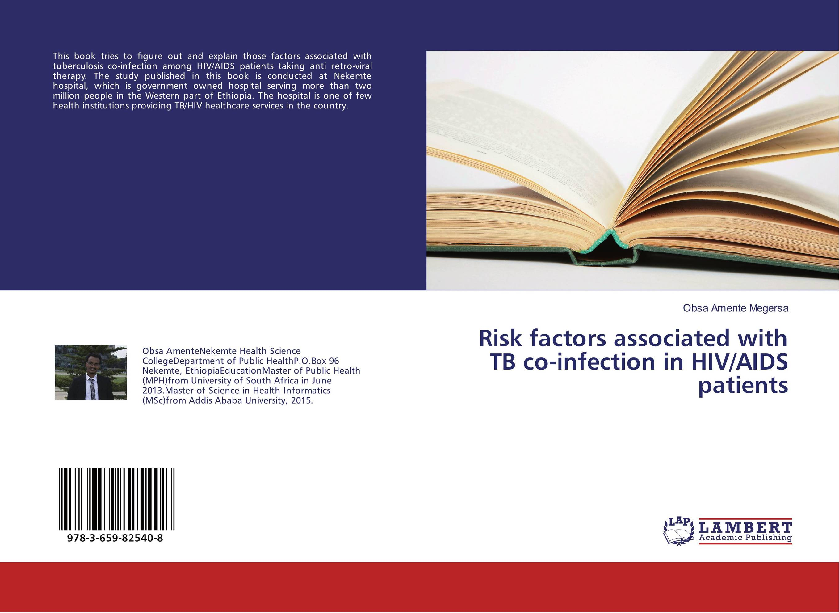 Risk factors associated with TB co-infection in HIV/AIDS patients hiv prevalence in senegal associated with the sugar daddy phenomenon