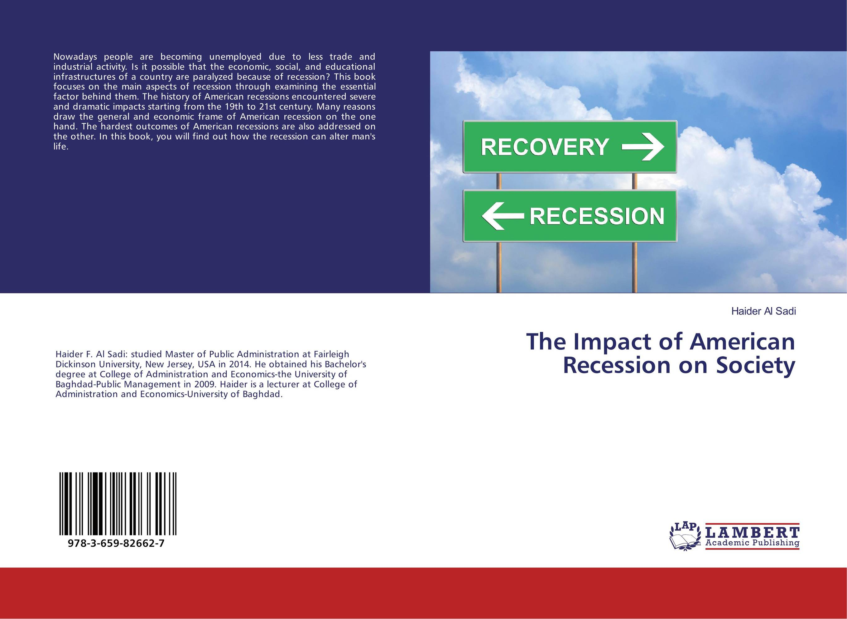 The Impact of American Recession on Society