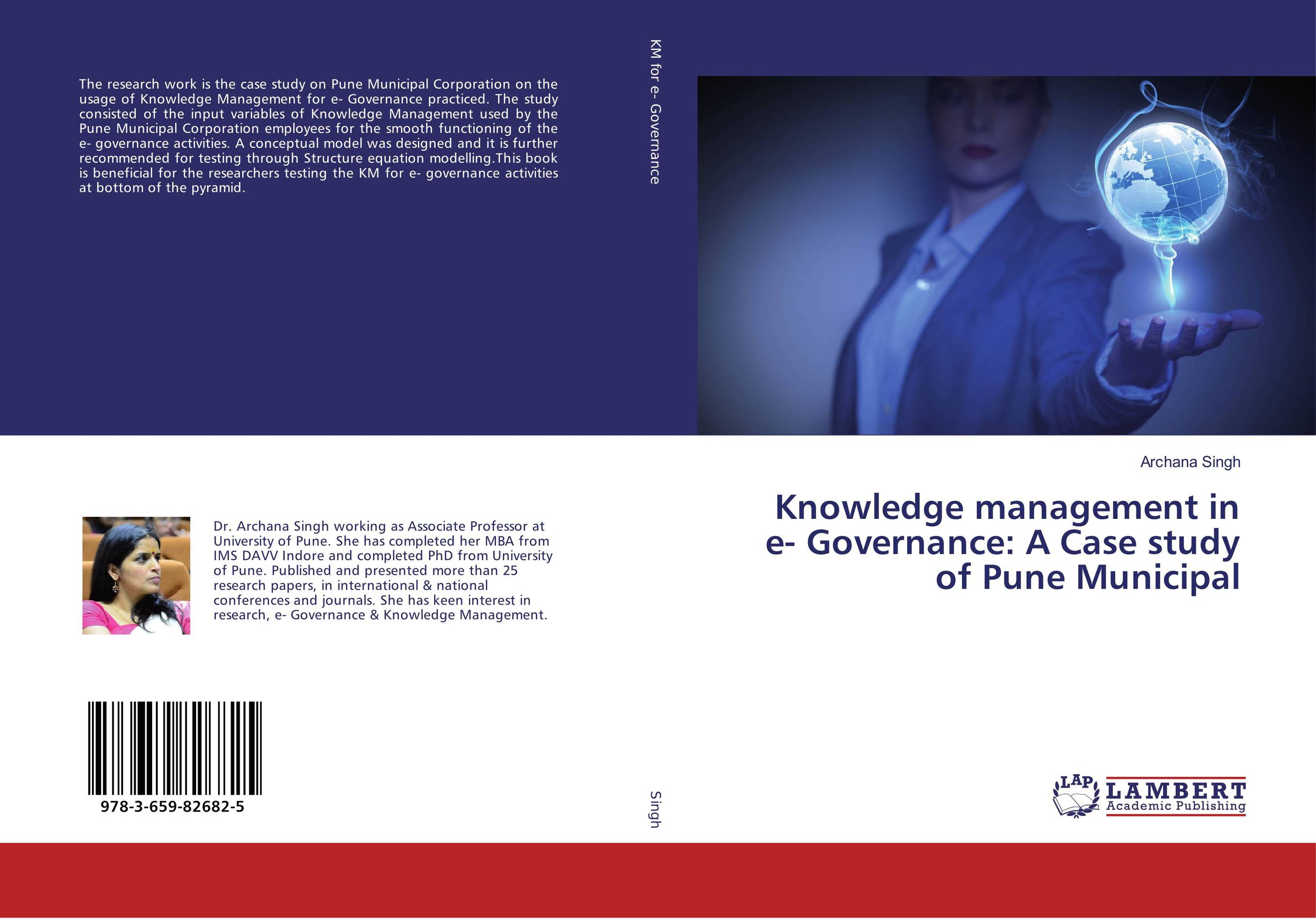Knowledge management in e- Governance: A Case study of Pune Municipal a decision support tool for library book inventory management