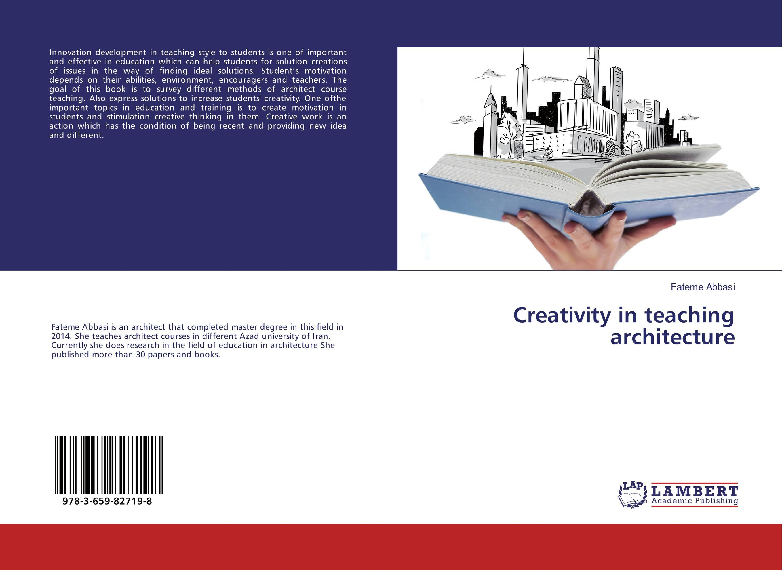 Creativity in teaching architecture environment science issues solutions