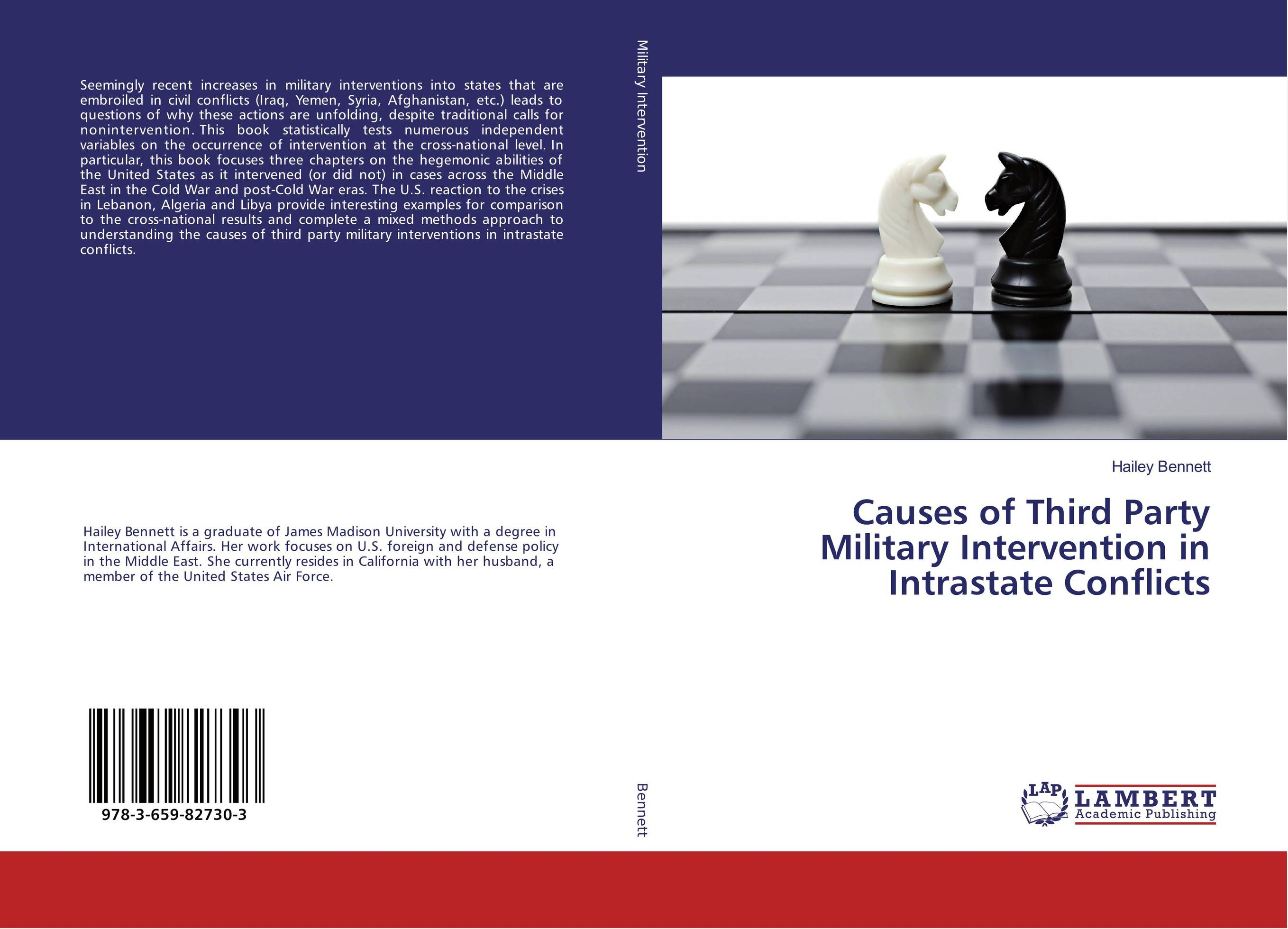 Causes of Third Party Military Intervention in Intrastate Conflicts the prevalence causes and effects of in law conflicts in zimbabwe