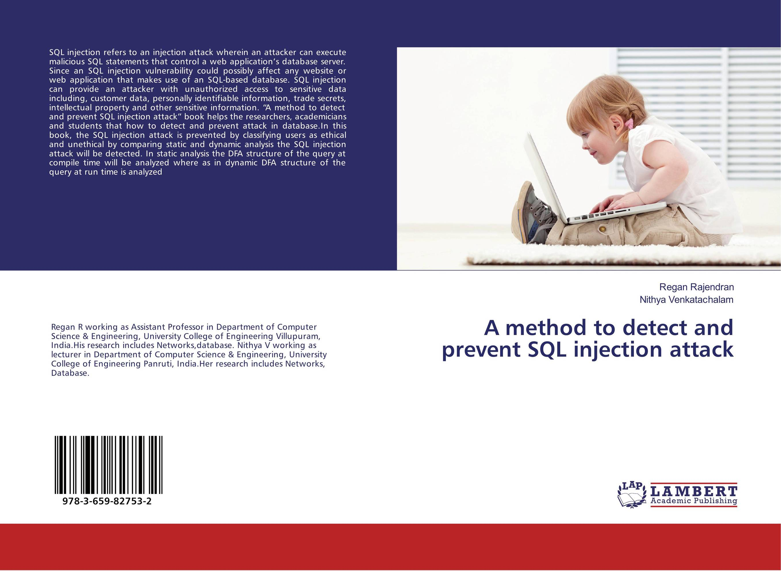 A method to detect and prevent SQL injection attack xml integration into an sql based cep engine