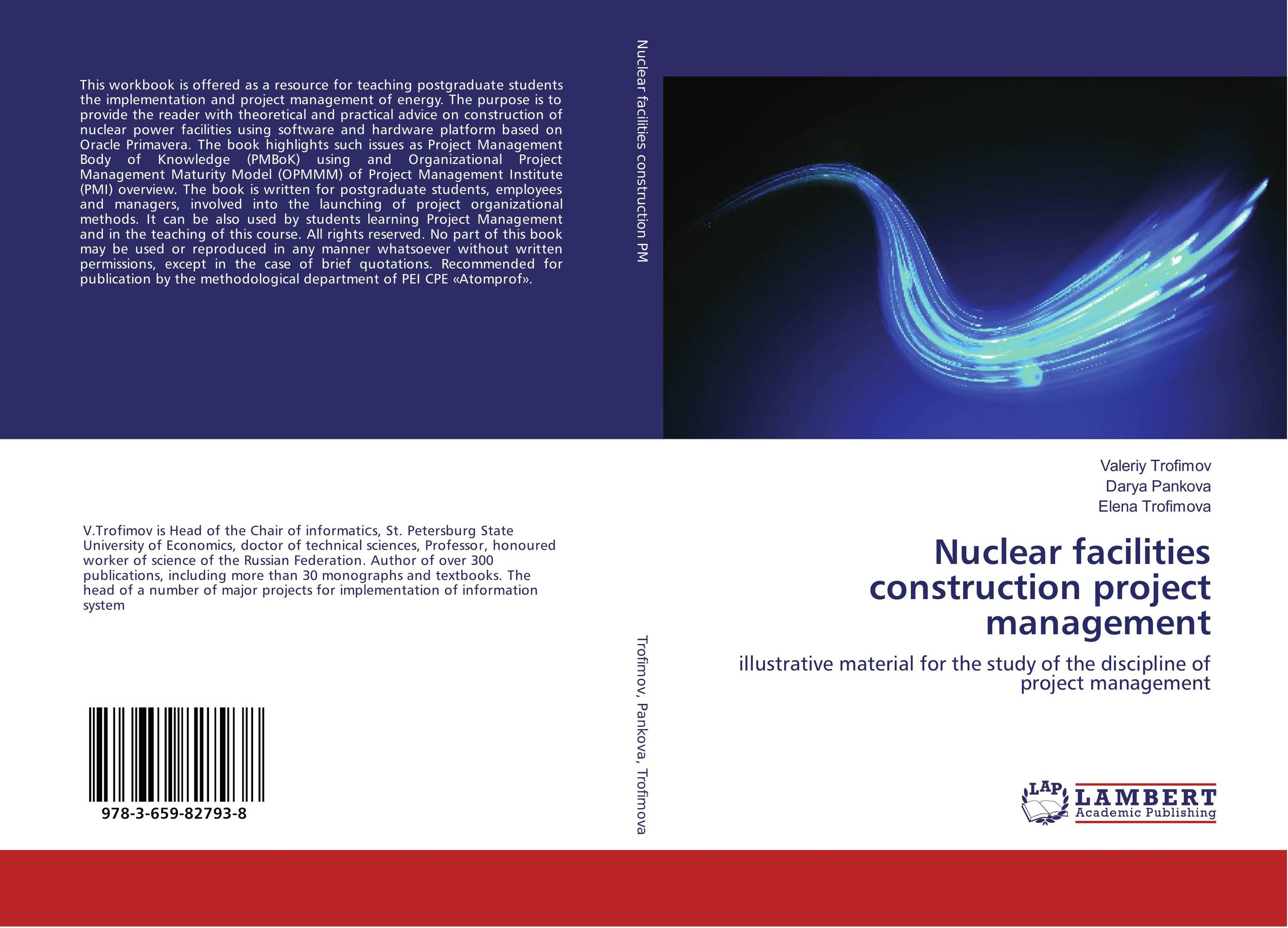 Nuclear facilities construction project management project management for energy efficient houses in mongolian climate