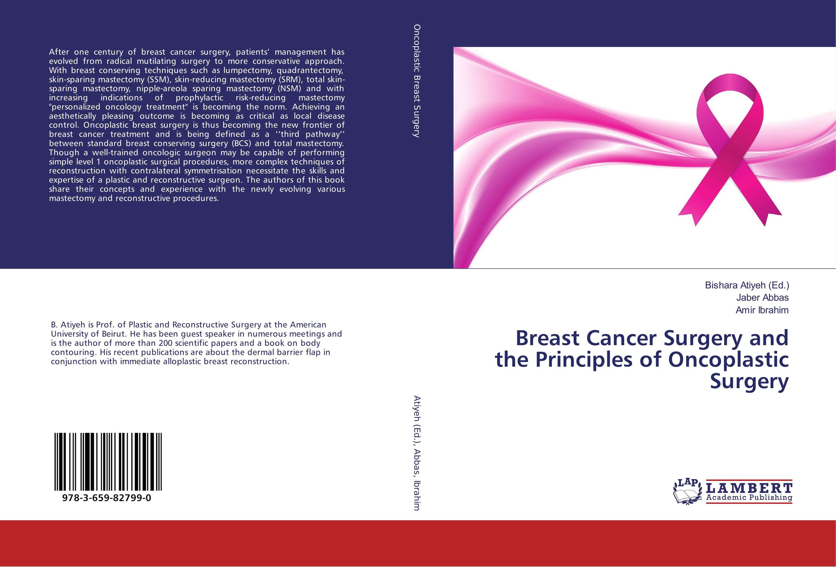 Breast Cancer Surgery and the Principles of Oncoplastic Surgery breast cancer self exam device with the physical method and high accuracy