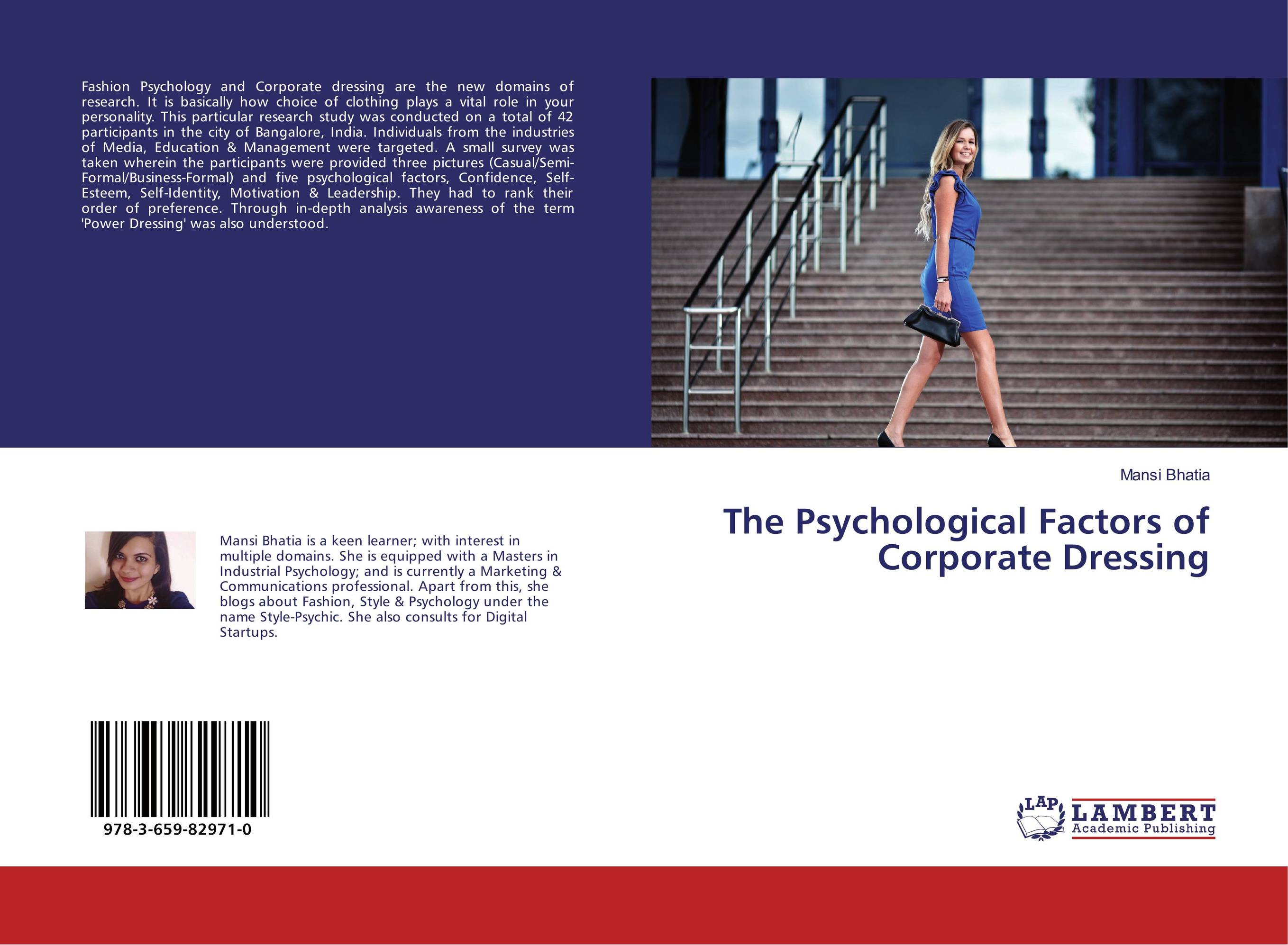 The Psychological Factors of Corporate Dressing corporate real estate management in tanzania