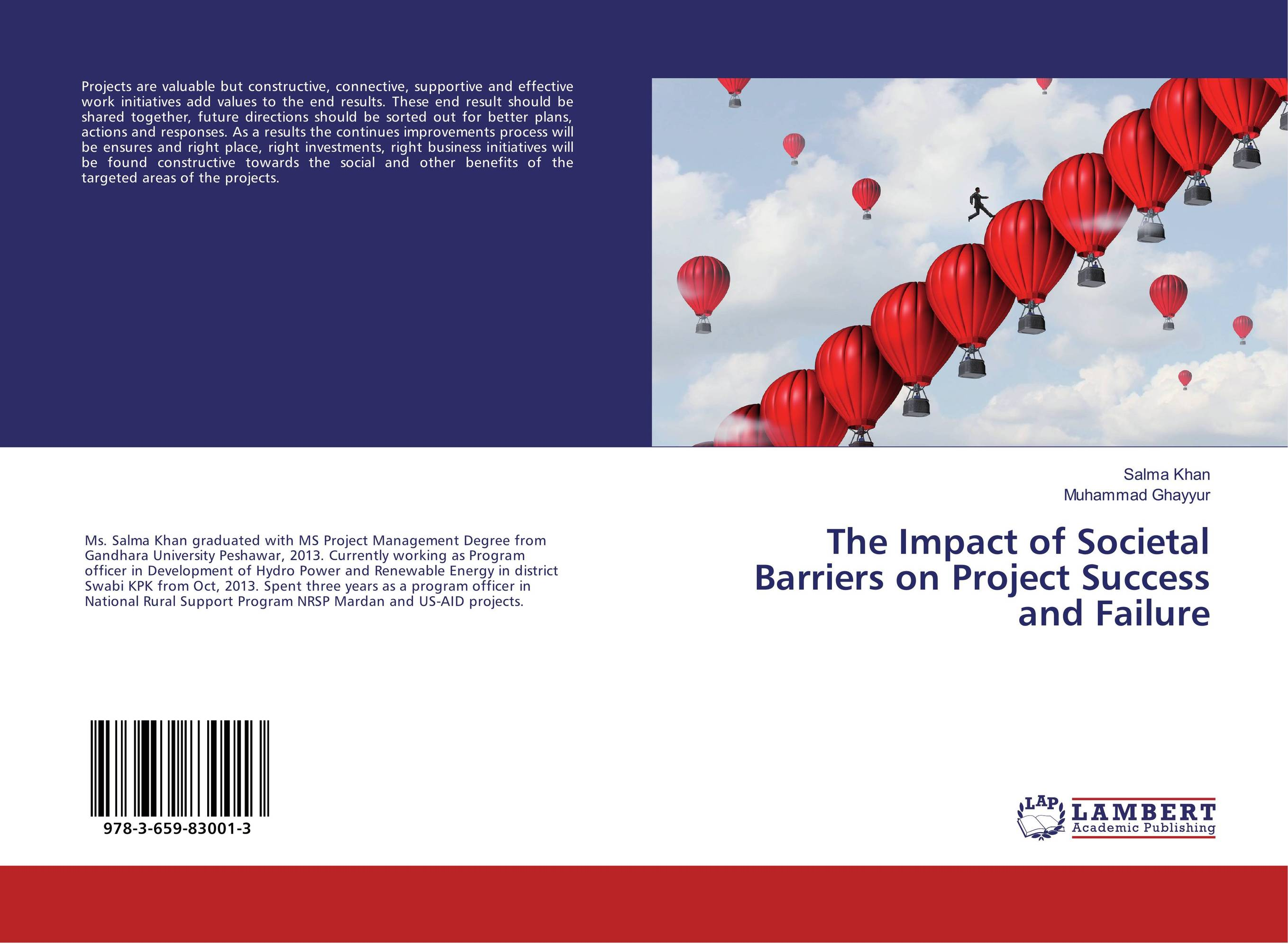 The Impact of Societal Barriers on Project Success and Failure everything will be all right