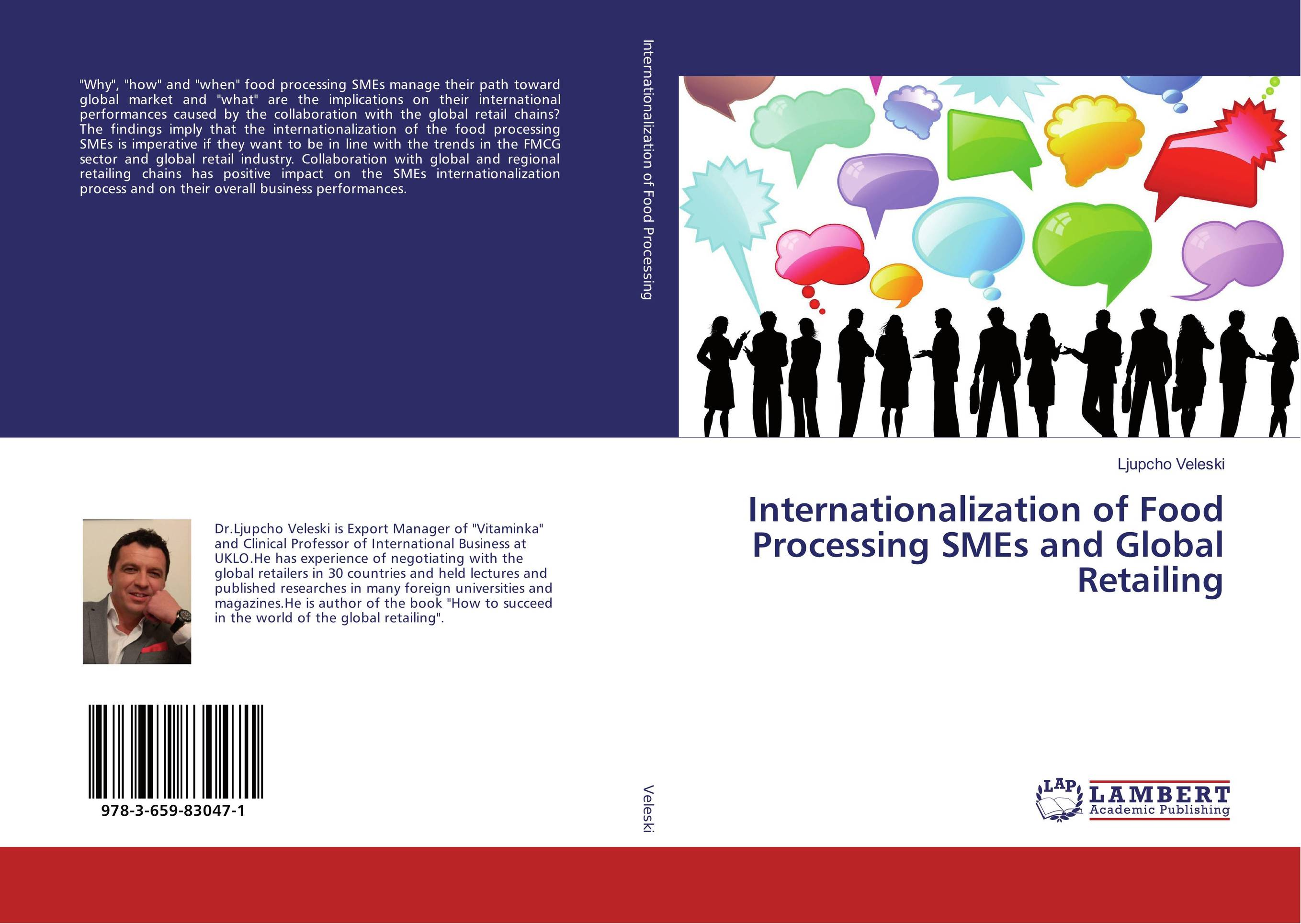 Internationalization of Food Processing SMEs and Global Retailing