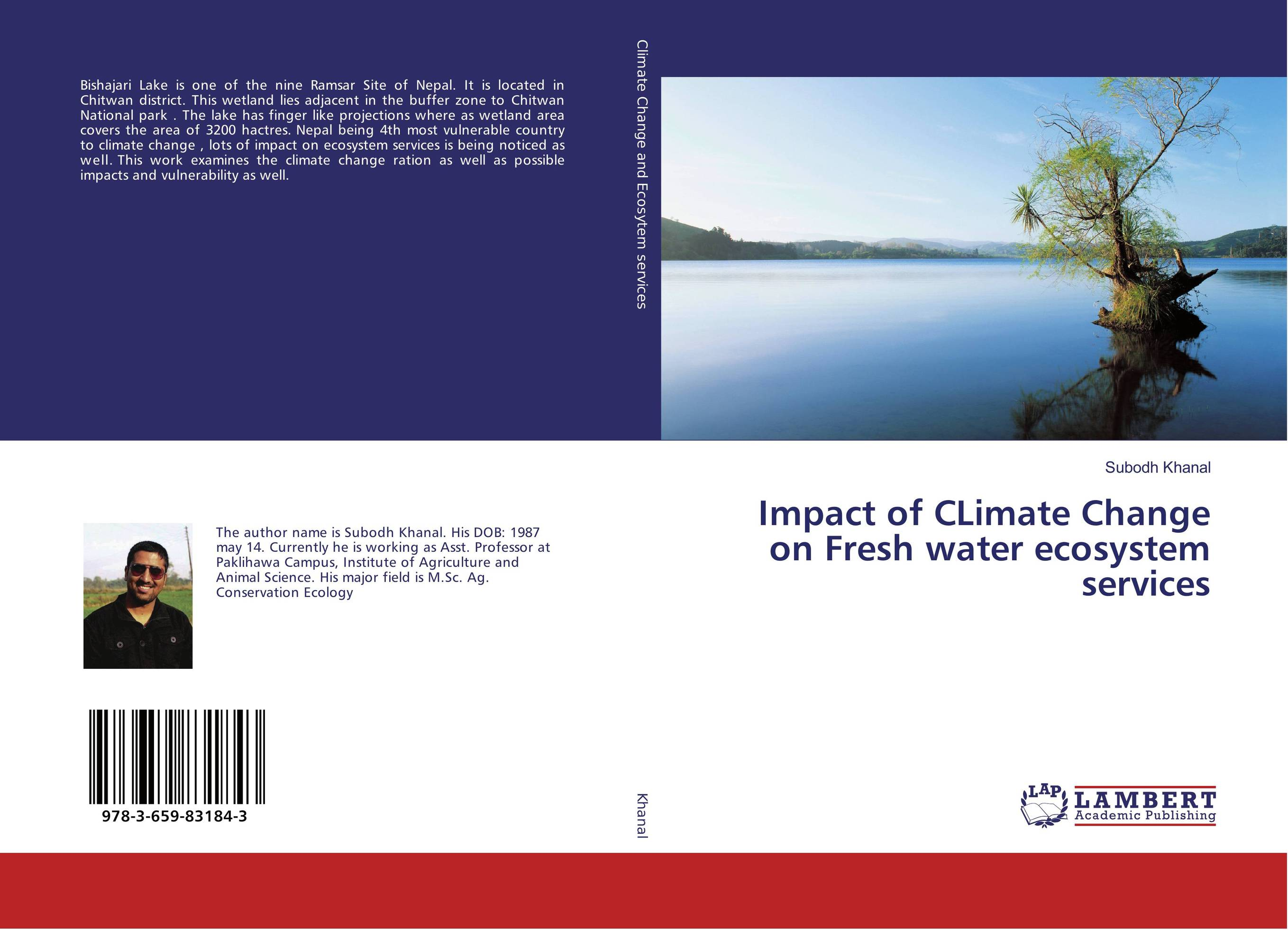 Impact of CLimate Change on Fresh water ecosystem services climate change impacts on women of central mid hills of nepal