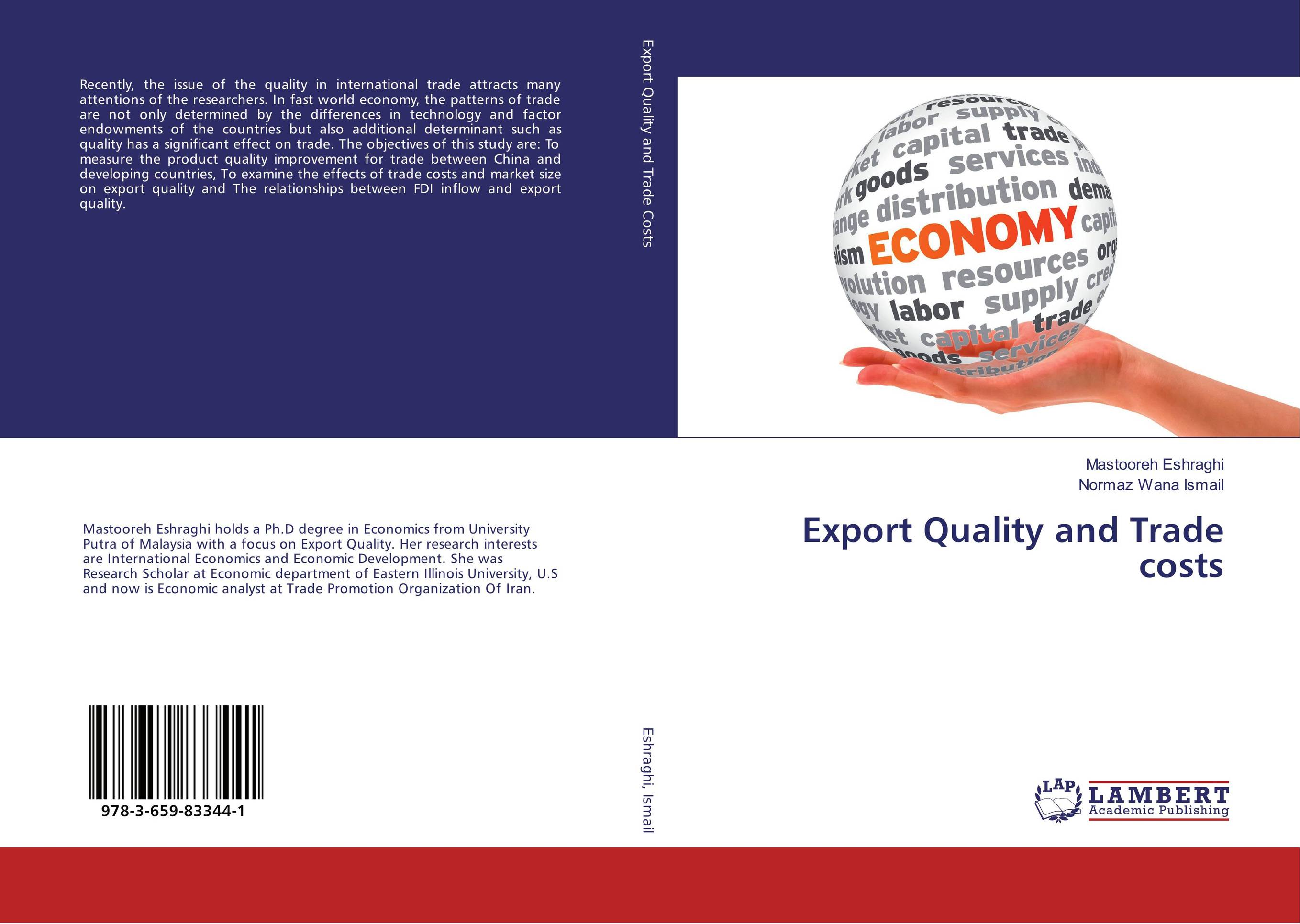 Export Quality and Trade costs
