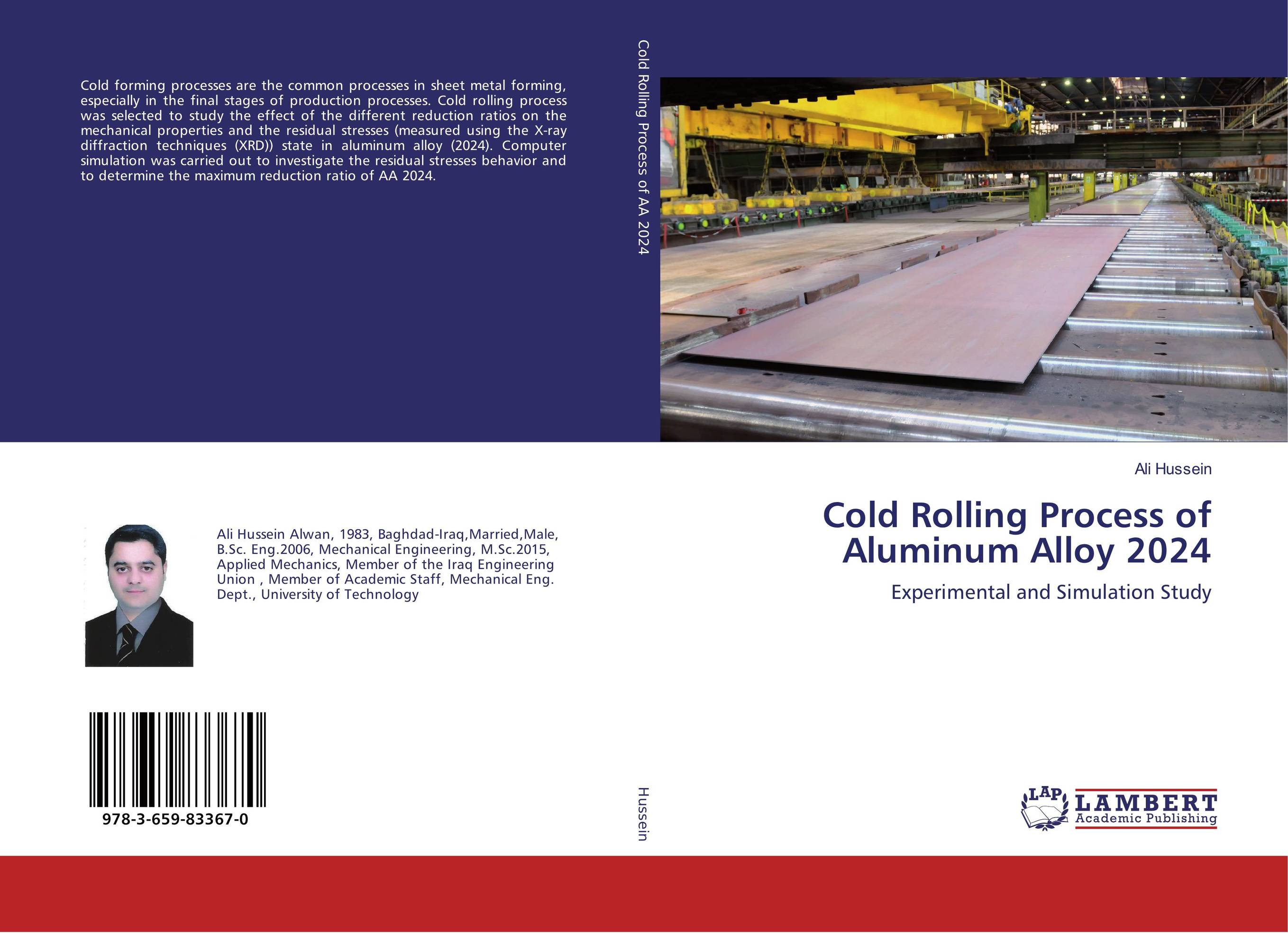 Фото Cold Rolling Process of Aluminum Alloy 2024 malpass dennis b introduction to industrial polypropylene properties catalysts processes