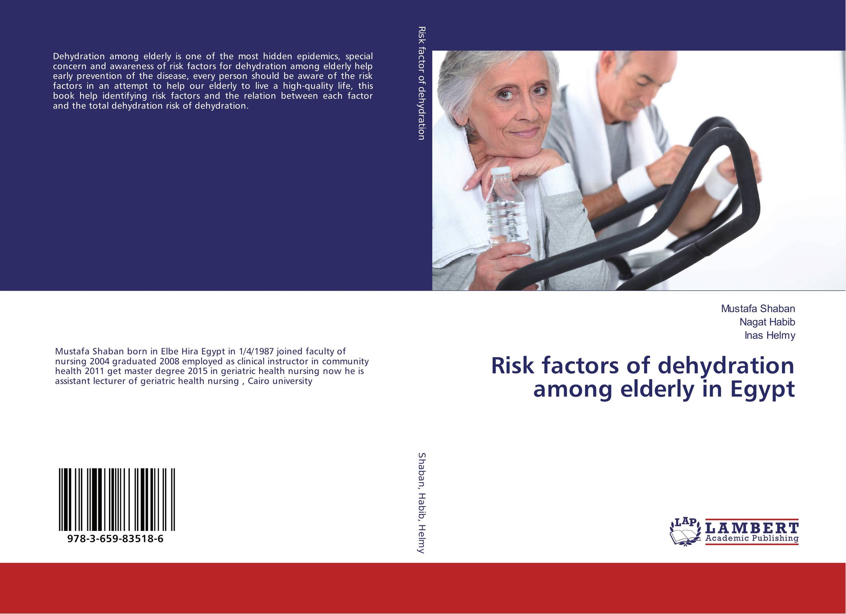 Risk factors of dehydration among elderly in Egypt srichander ramaswamy managing credit risk in corporate bond portfolios a practitioner s guide