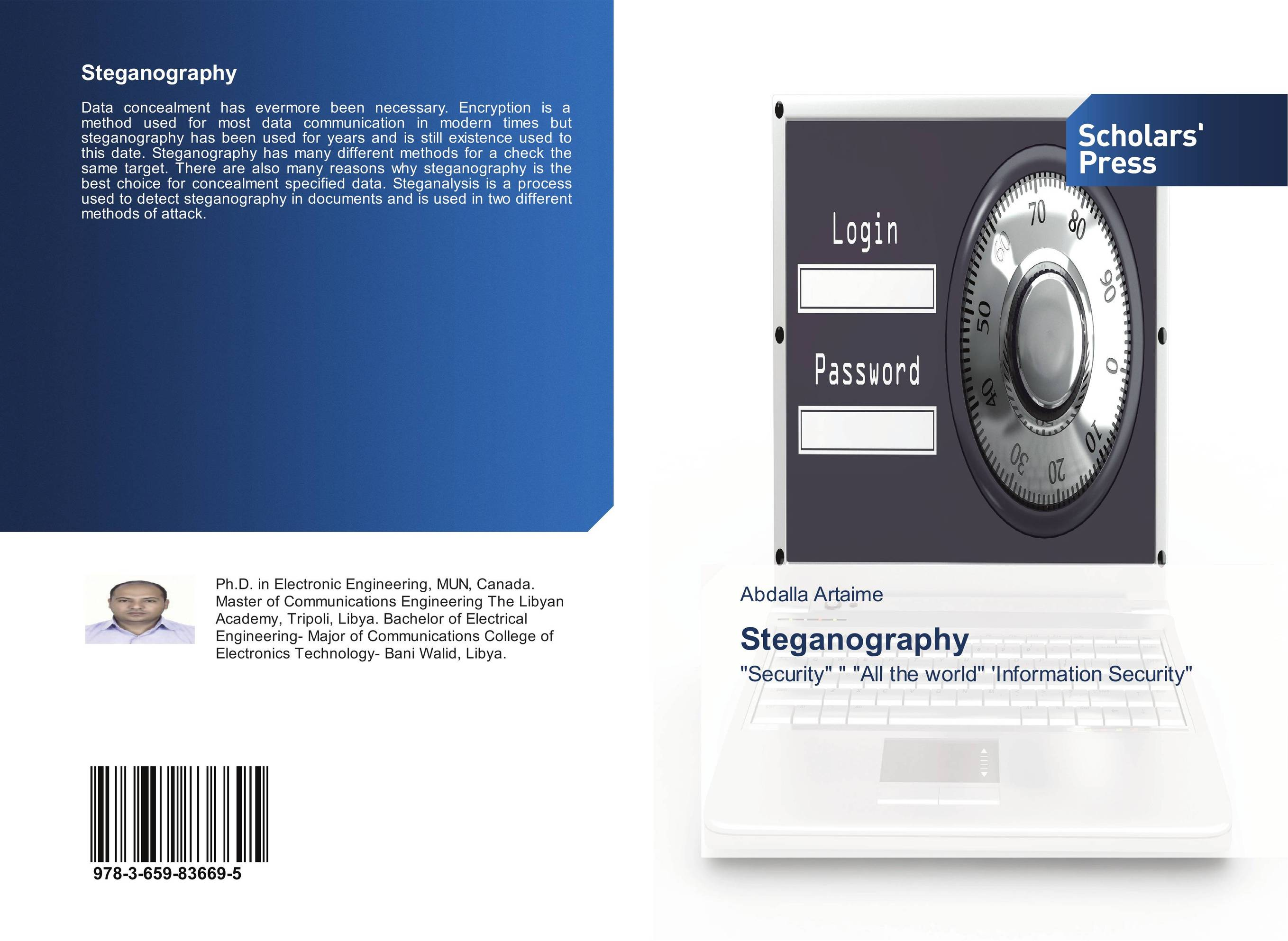 Steganography belousov a security features of banknotes and other documents methods of authentication manual денежные билеты бланки ценных бумаг и документов