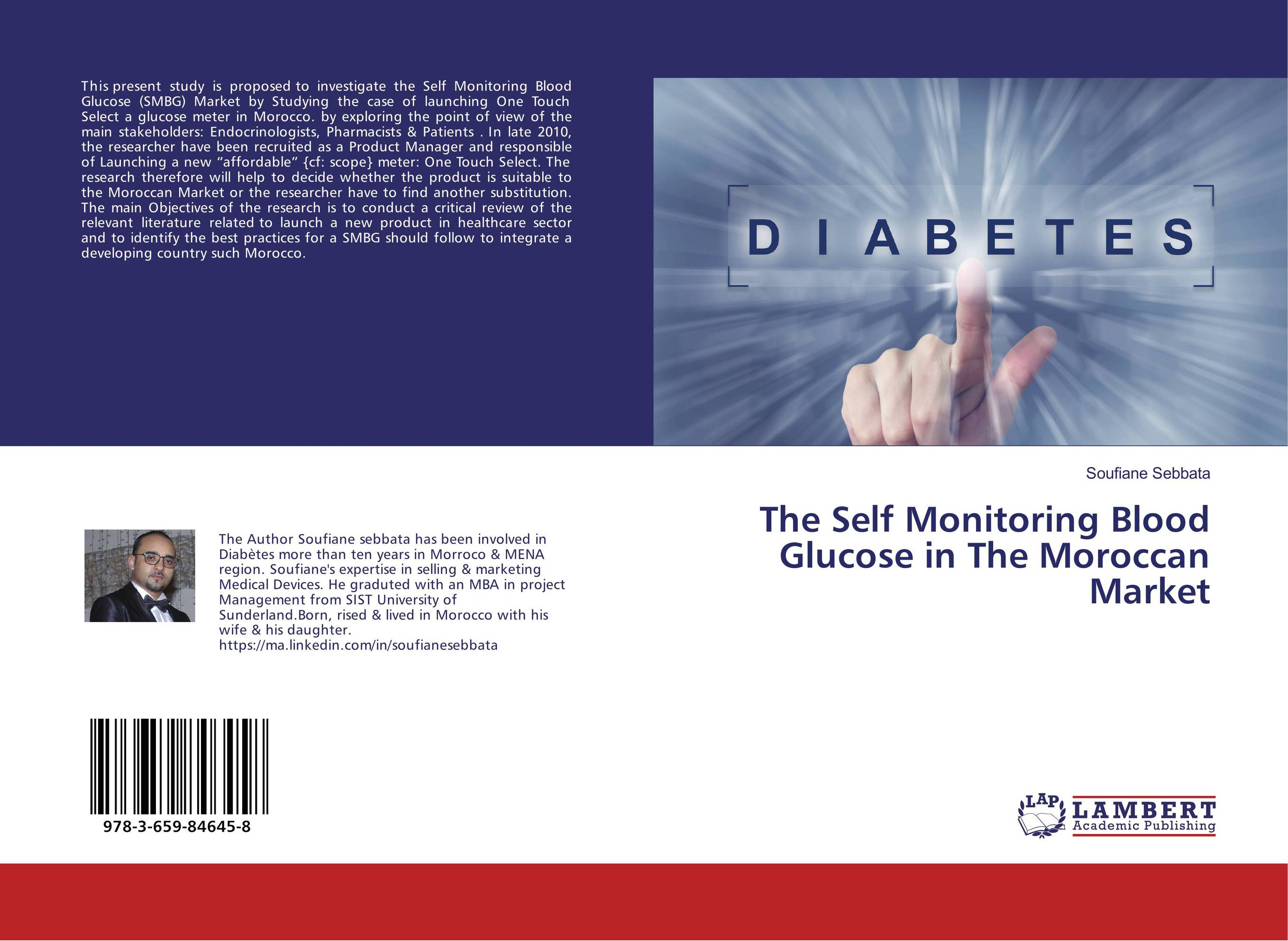 The Self Monitoring Blood Glucose in The Moroccan Market glucose meter with high quality accessories urine disease glucose meter test article 50 pc free blood 50 pcs of health care