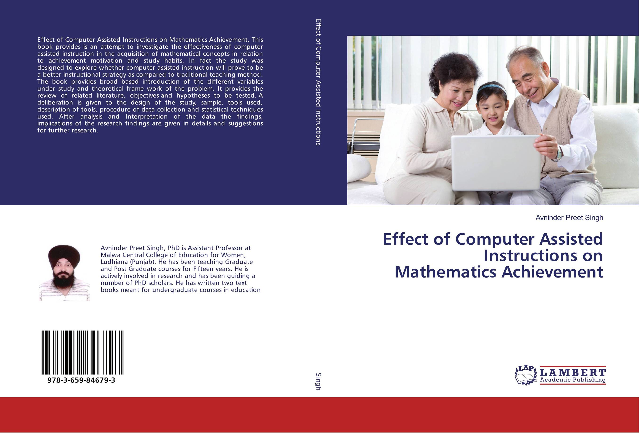 Effect of Computer Assisted Instructions on Mathematics Achievement rupesh patel analysis of computer assisted learning material