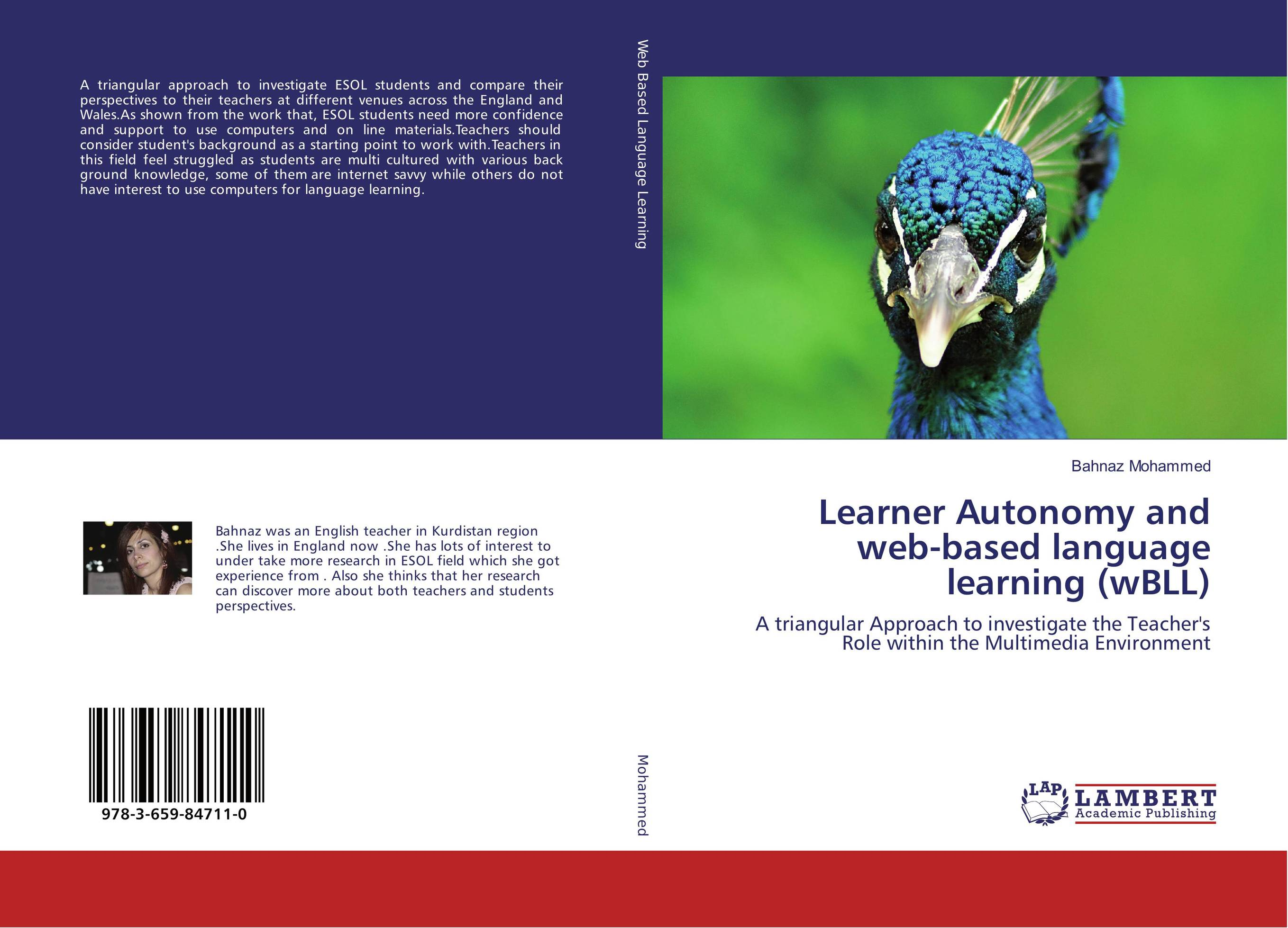 Learner Autonomy and web-based language learning (wBLL) ghada abdelhady new des based on elliptic curve