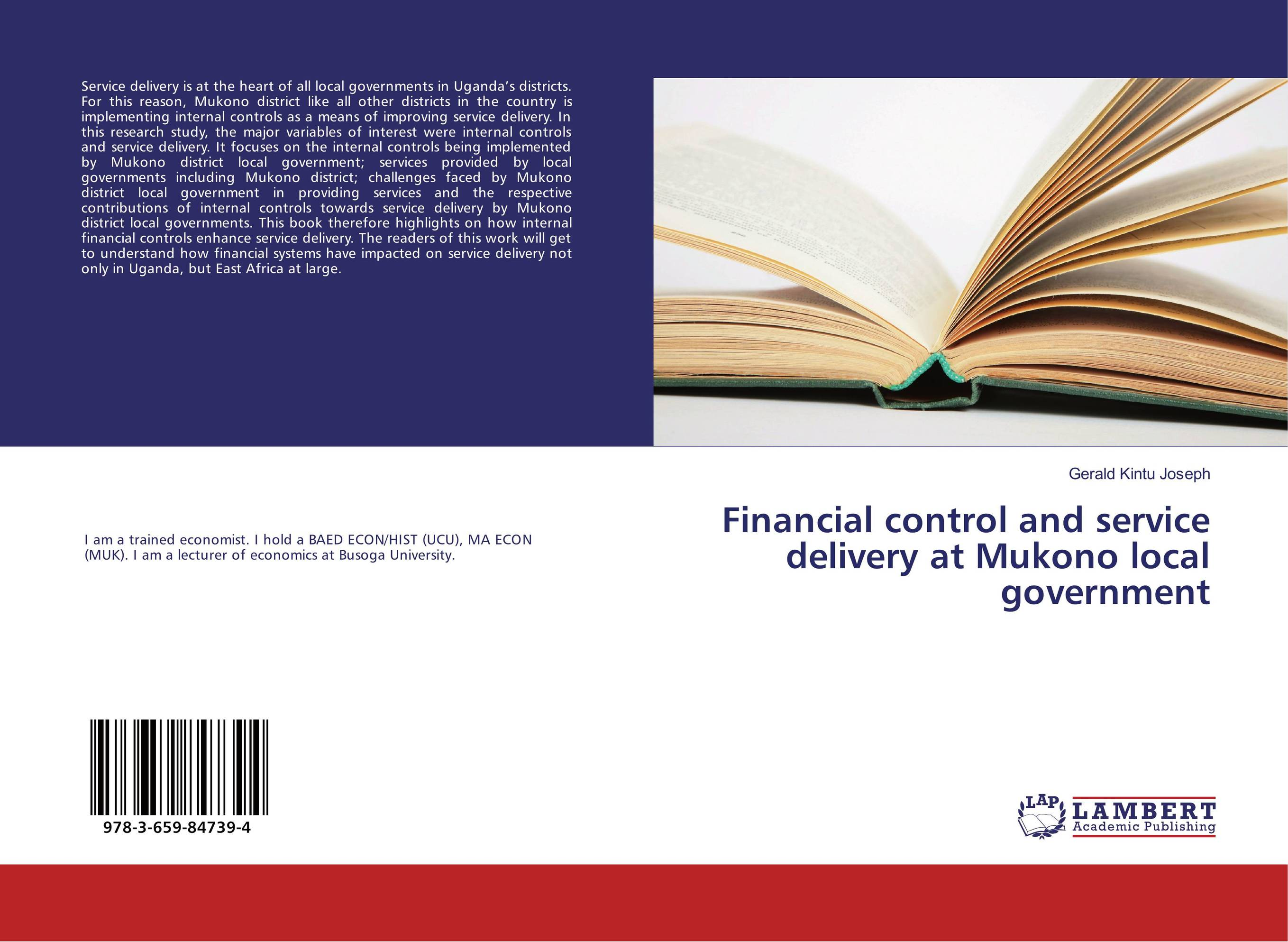 Financial control and service delivery at Mukono local government