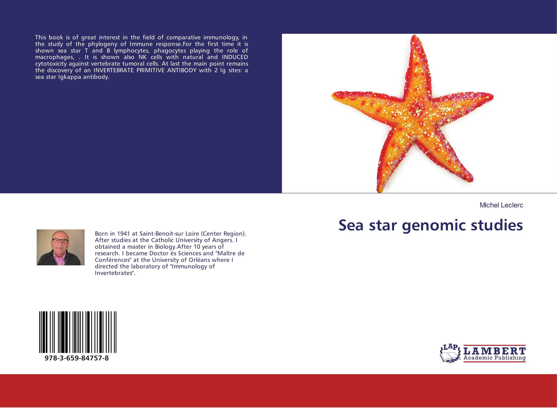 Sea star genomic studies