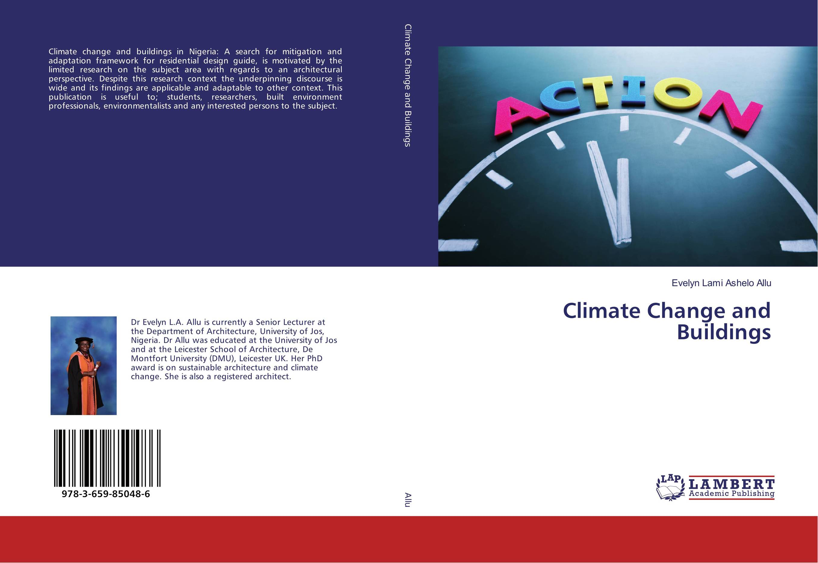 Climate Change and Buildings