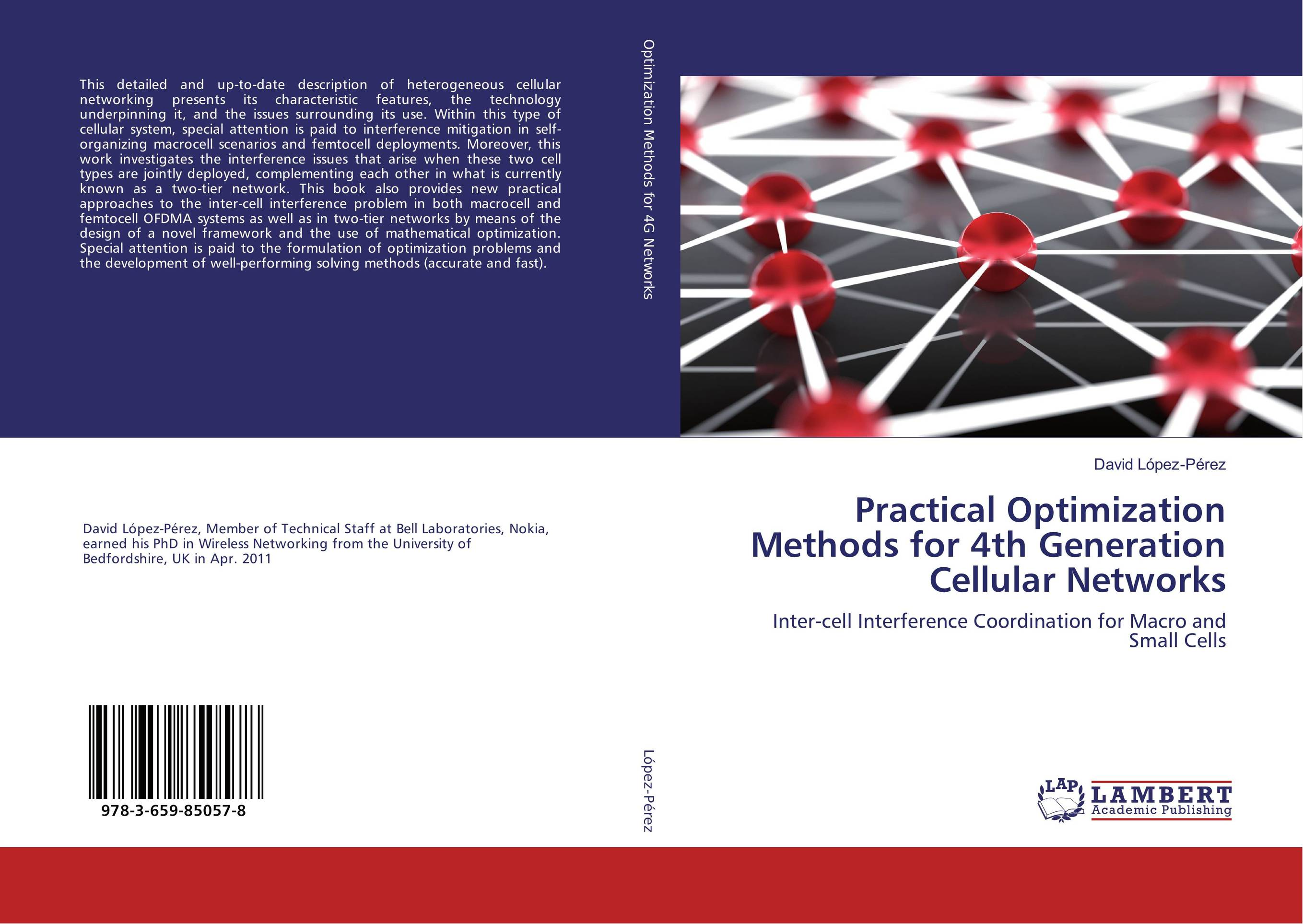 Practical Optimization Methods for 4th Generation Cellular Networks practical global optimization computing methods in molecular modelling