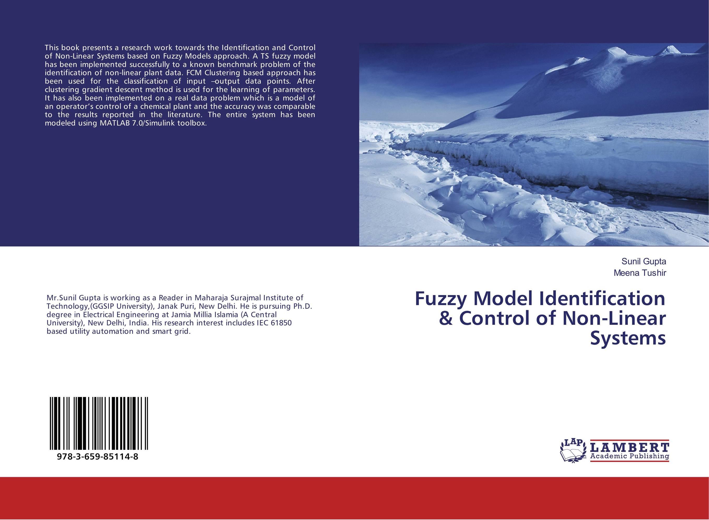 Fuzzy Model Identification & Control of Non-Linear Systems nonlinear identification using adaptive local linear neuro fuzzy