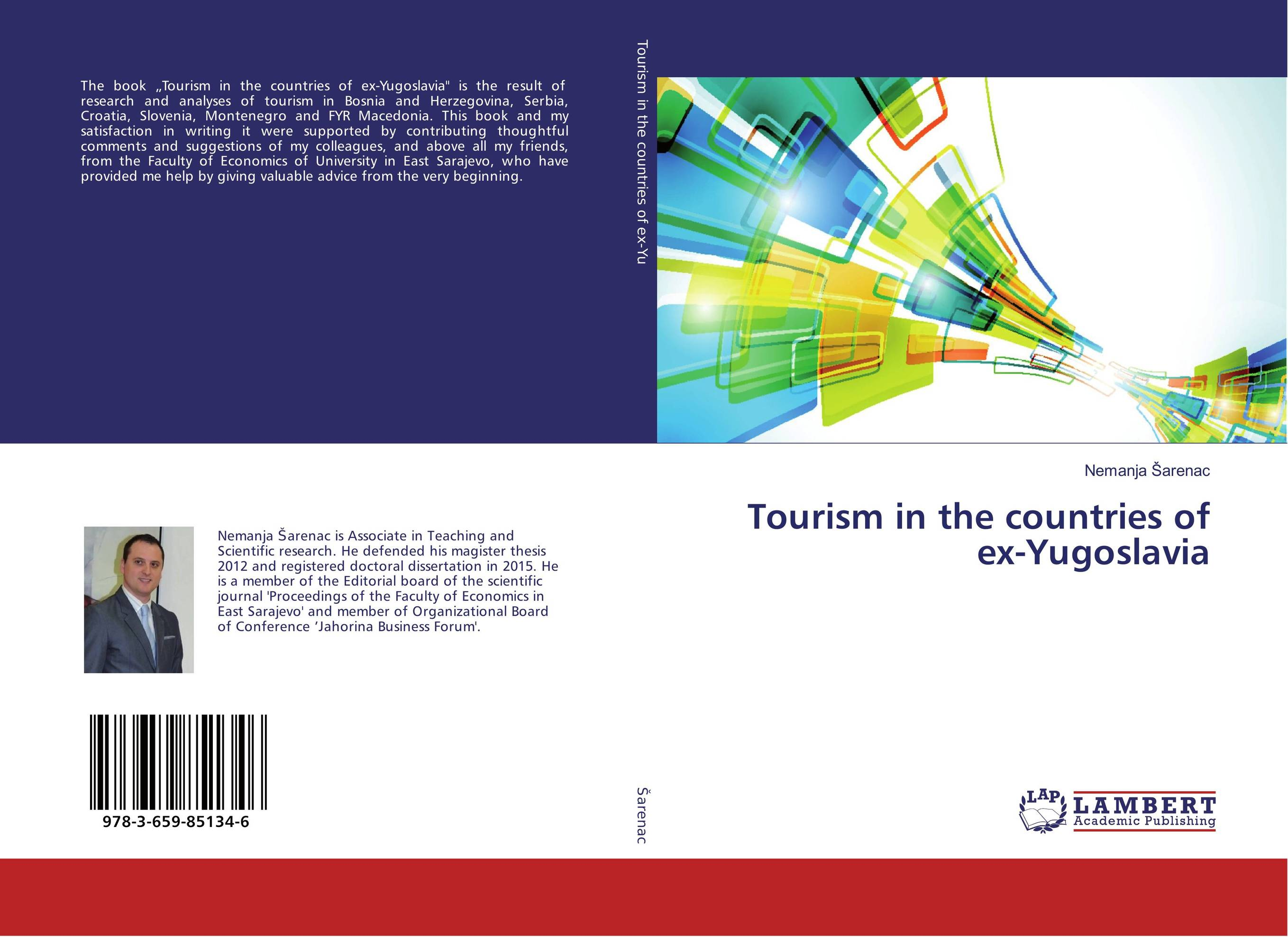 Tourism in the countries of ex-Yugoslavia