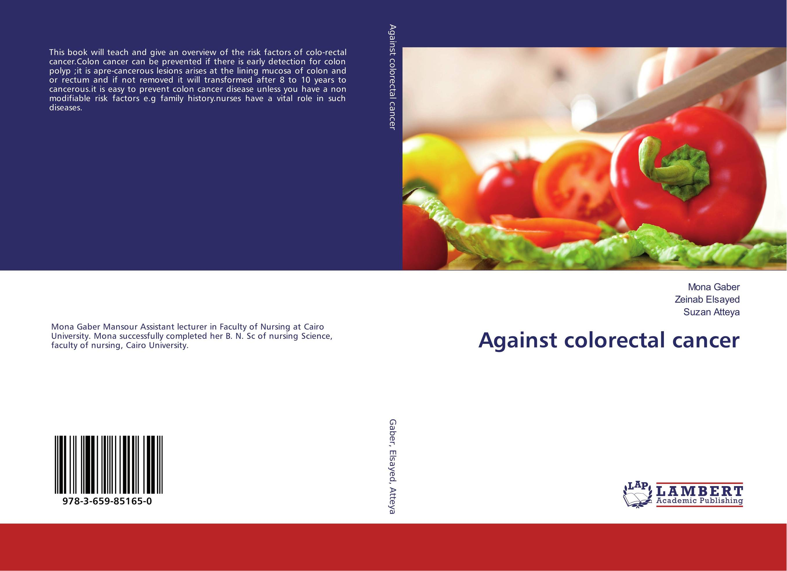 Against colorectal cancer colorectal cancer