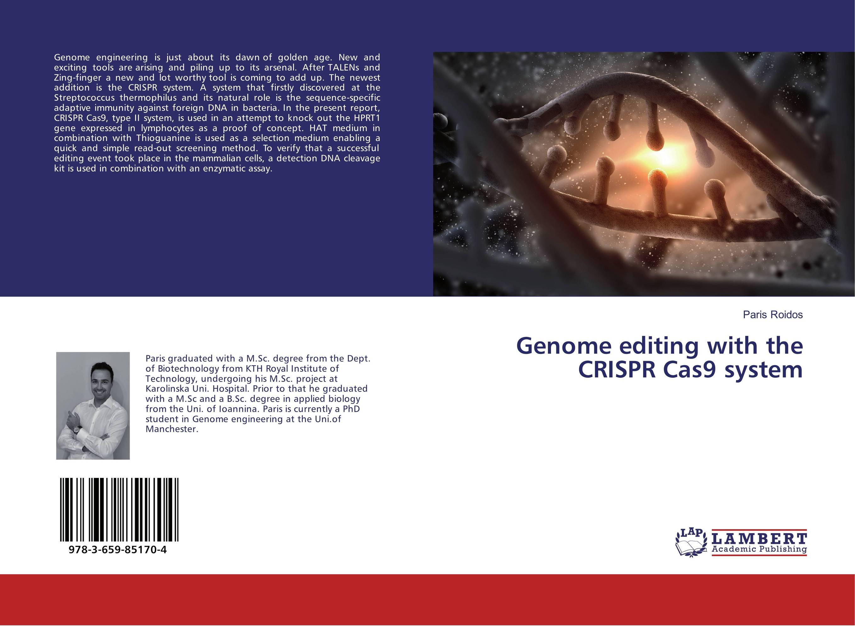 Genome editing with the CRISPR Cas9 system in situ detection of dna damage methods and protocols