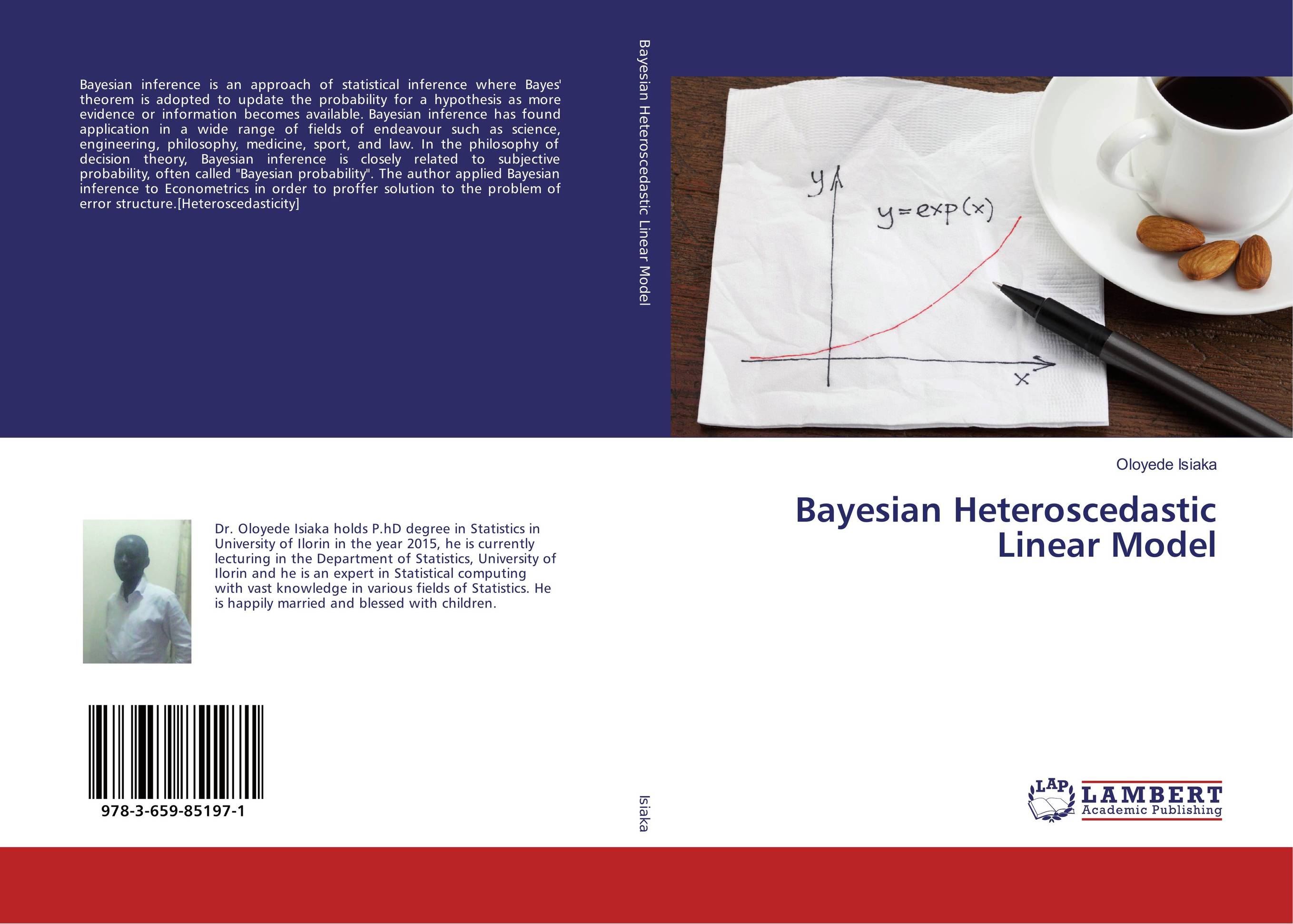 Bayesian Heteroscedastic Linear Model bayesian deconvolution of sparse processes