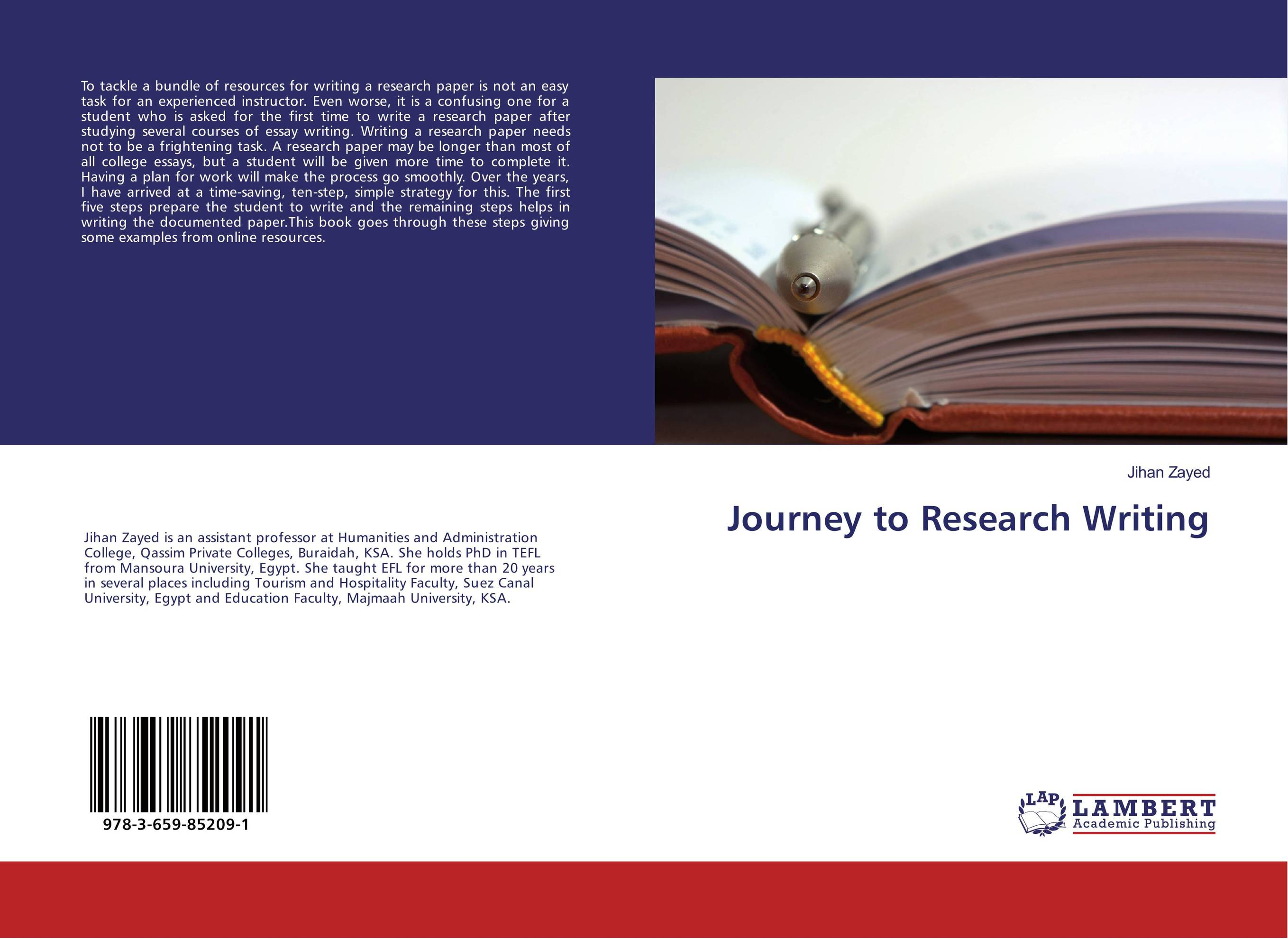 Journey to Research Writing