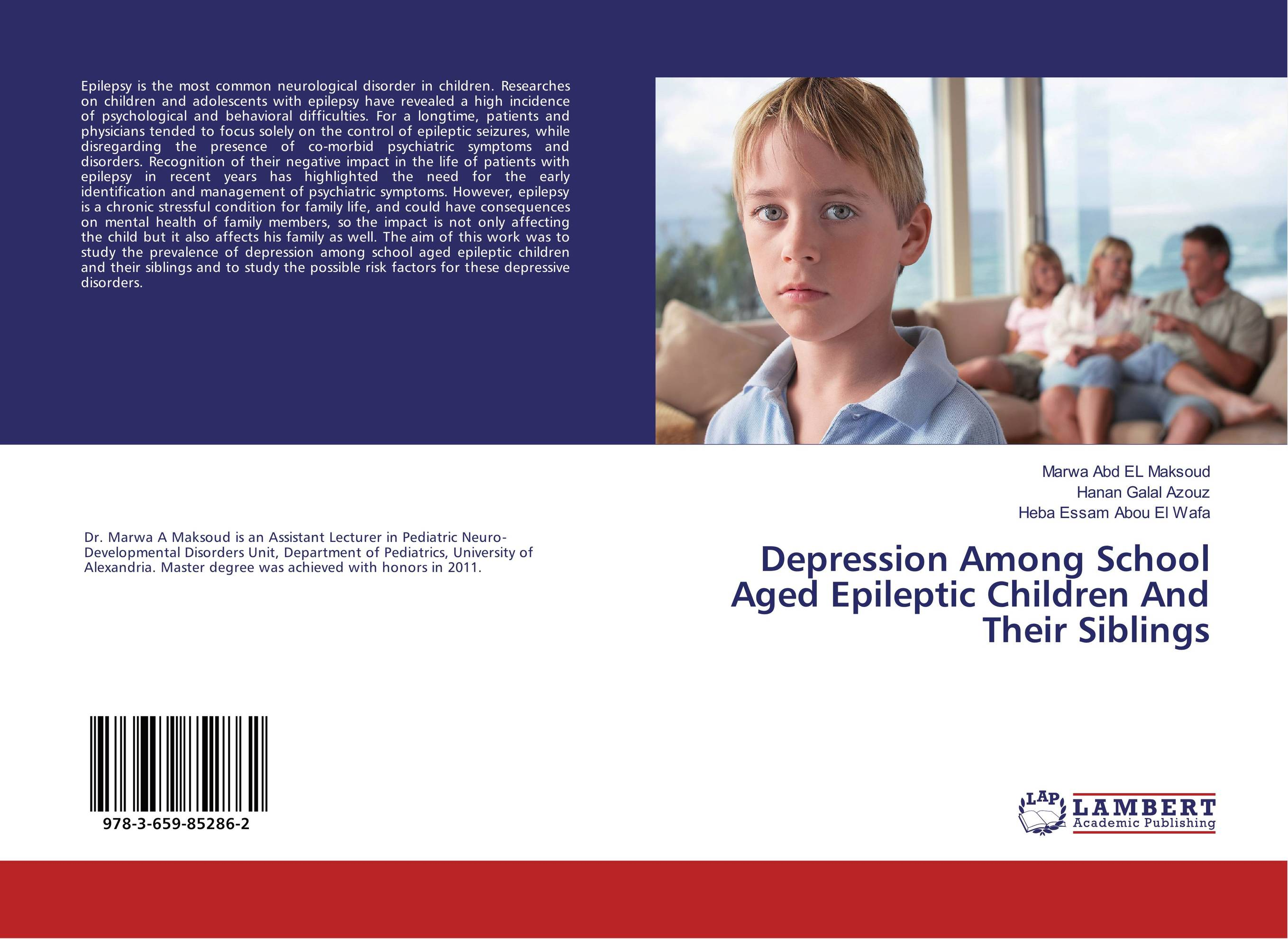 Depression Among School Aged Epileptic Children And Their Siblings epilepsy in children psychological concerns
