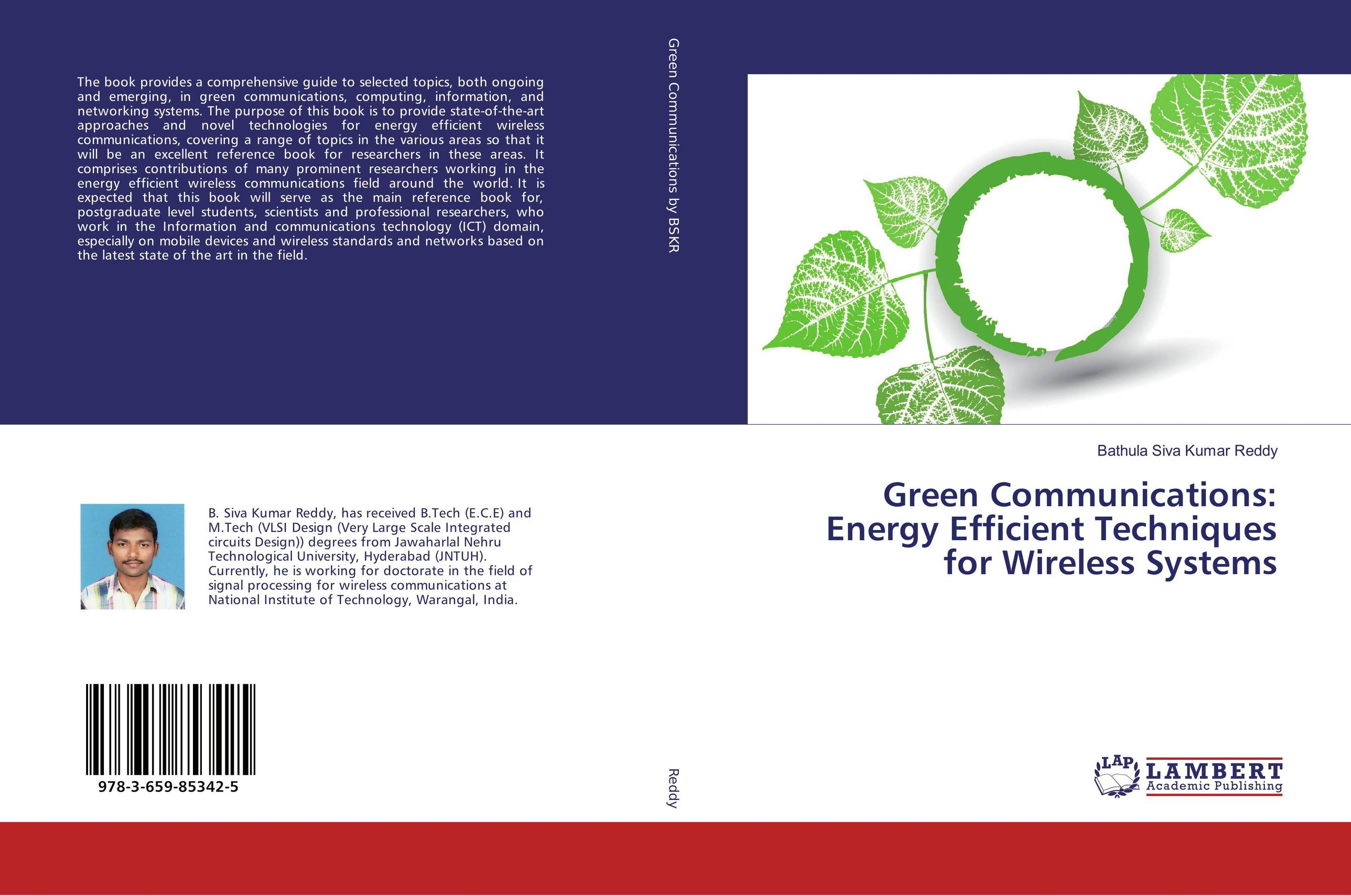 Green Communications: Energy Efficient Techniques for Wireless Systems
