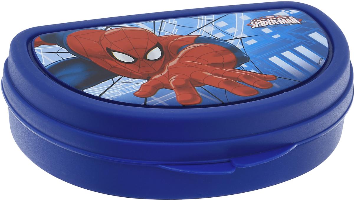 Idea Бутербродница детская Человек-паук цвет синий