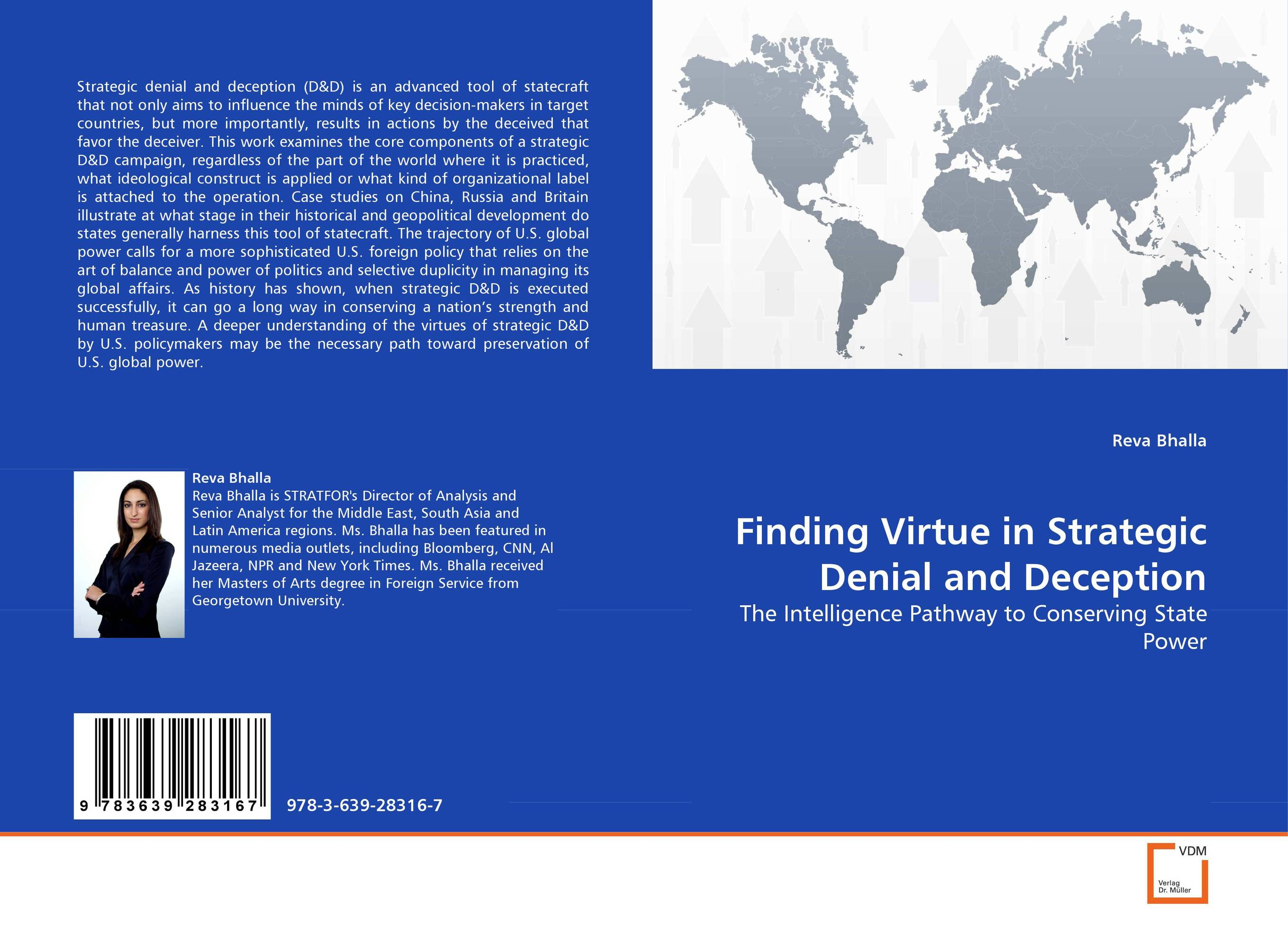Finding Virtue in Strategic Denial and Deception keyes d the minds of billy milligan