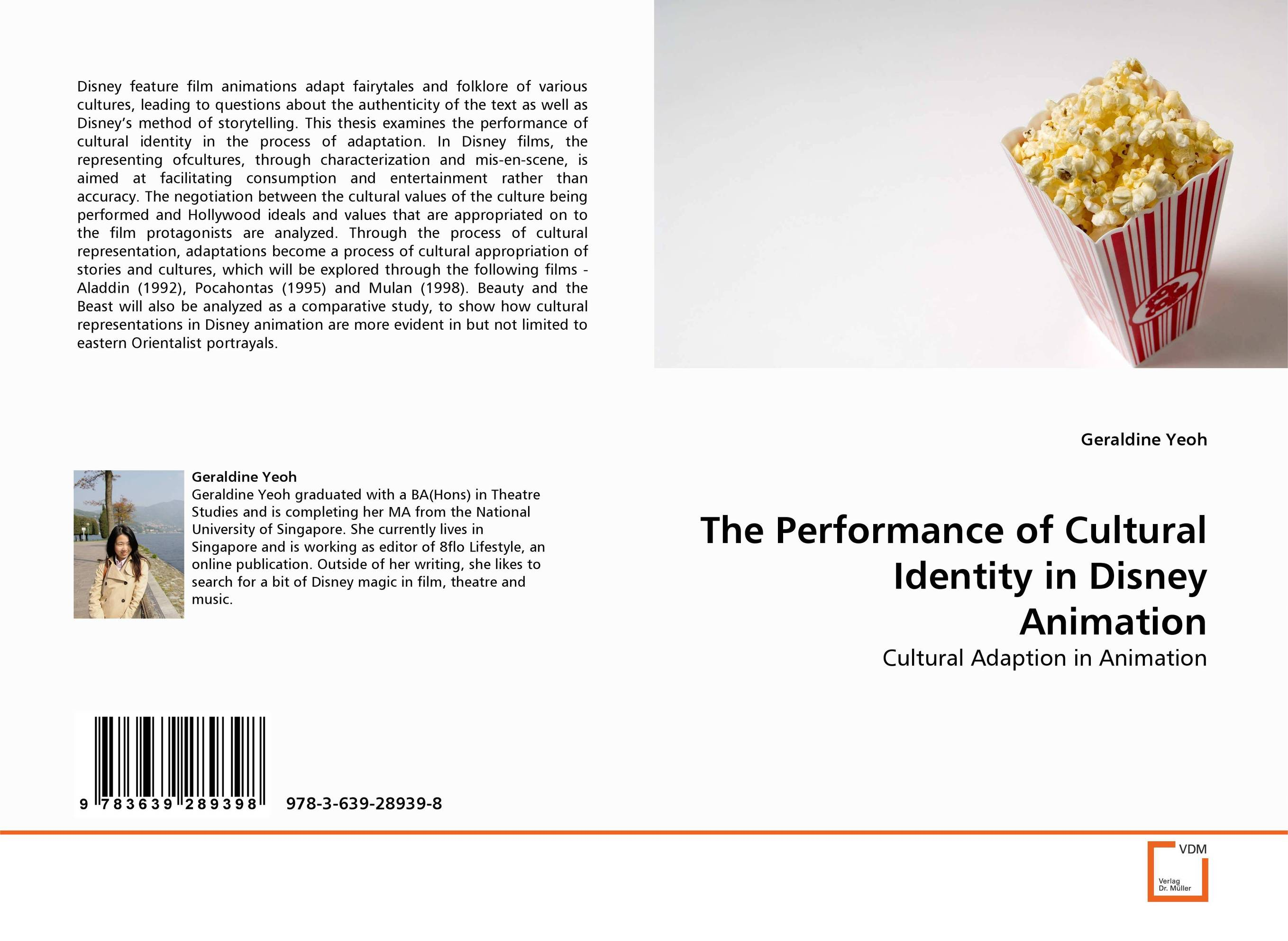 The Performance of Cultural Identity in Disney Animation folk media and cultural values among the igala